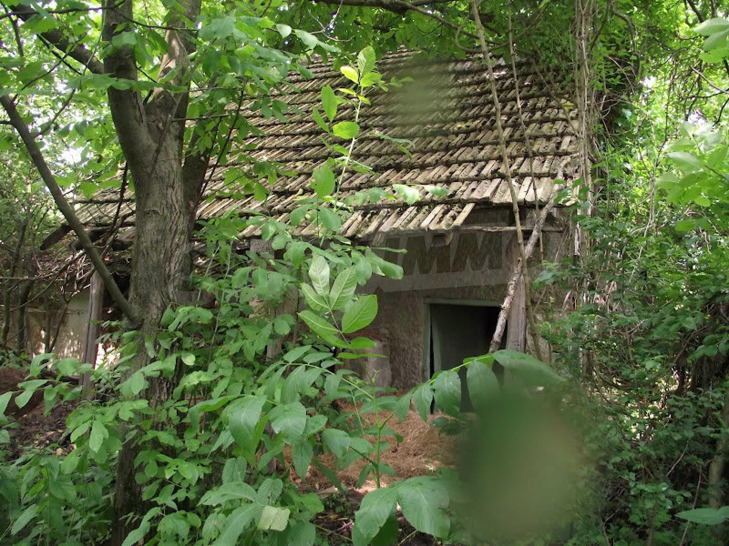 Zwei Immobilien in einem Dorf in der Nähe von Popovo 25