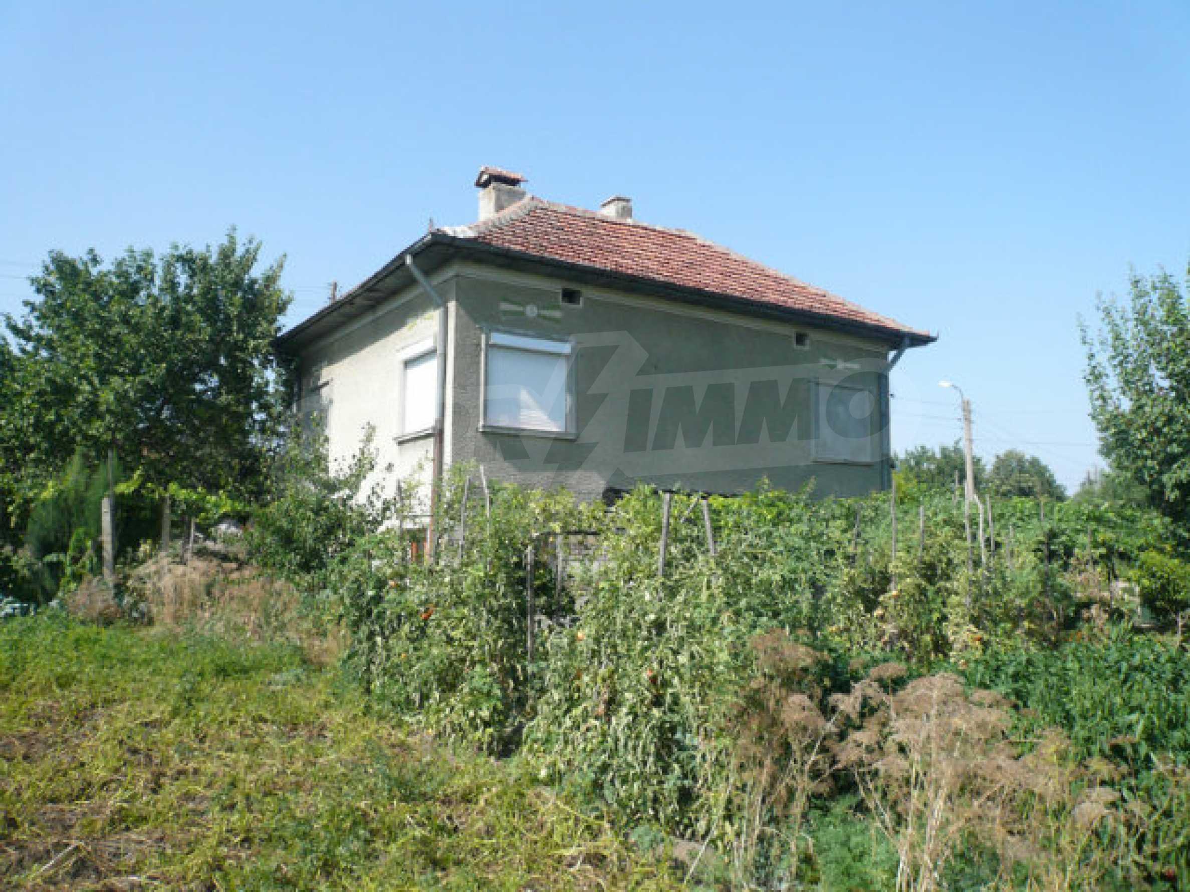 Schönes und solides zweistöckiges Landhaus in der Nähe von Vidin 4