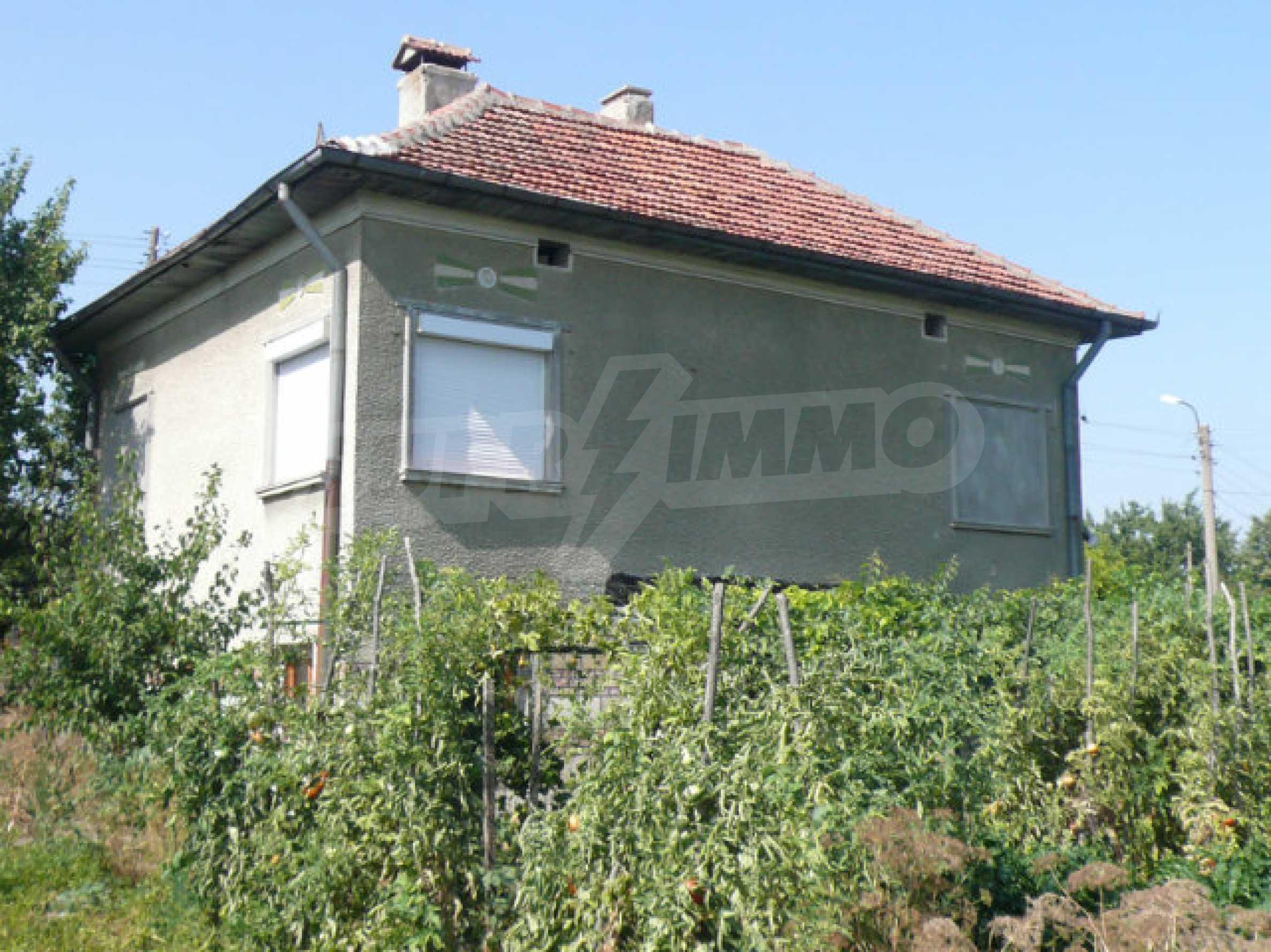 Schönes und solides zweistöckiges Landhaus in der Nähe von Vidin 5