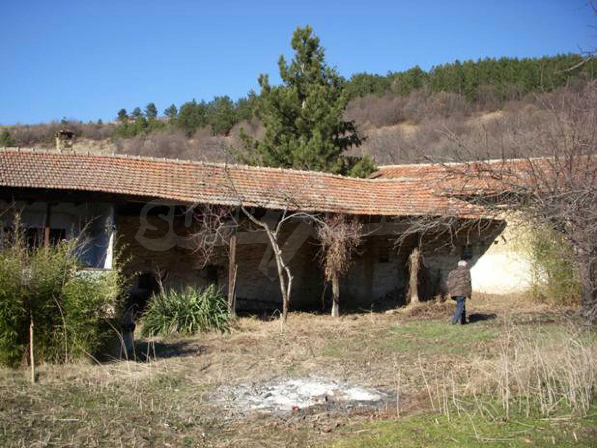 Geräumiges Haus mit einem ehemaligen Weinkeller zur Renovierung in der Nähe der Stadt Pavlikeni 3