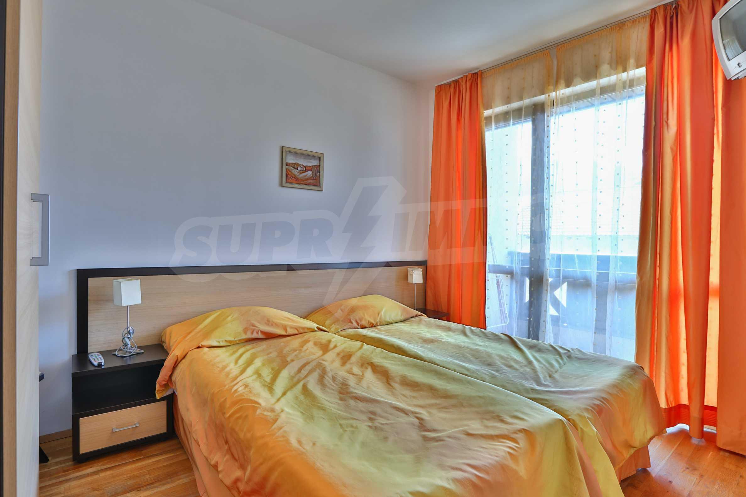 """Apartment mit einem Schlafzimmer im Komplex """"Casa Mila"""" in Bansko in der Nähe des Kabinenlifts 5"""