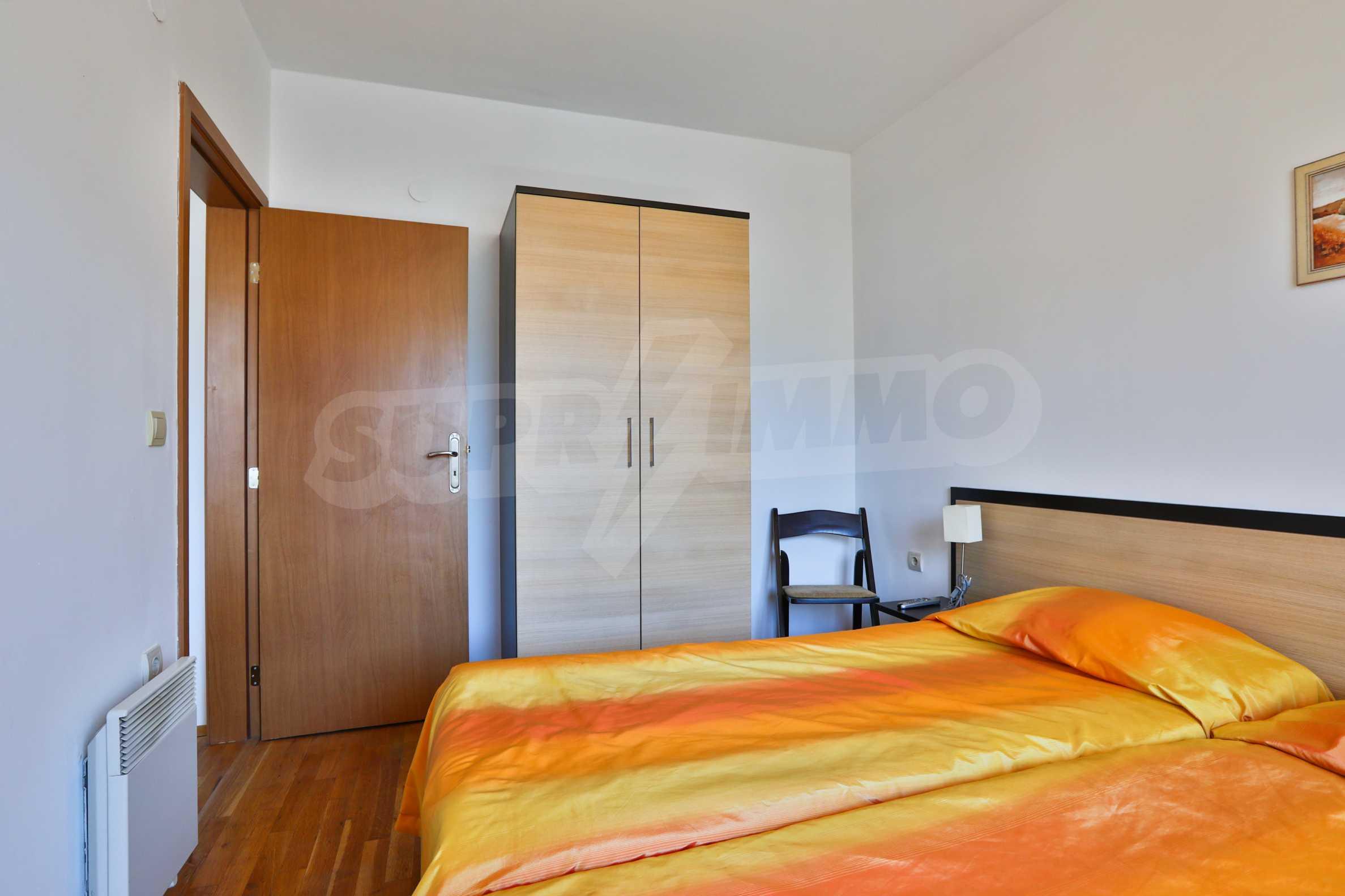 """Apartment mit einem Schlafzimmer im Komplex """"Casa Mila"""" in Bansko in der Nähe des Kabinenlifts 6"""
