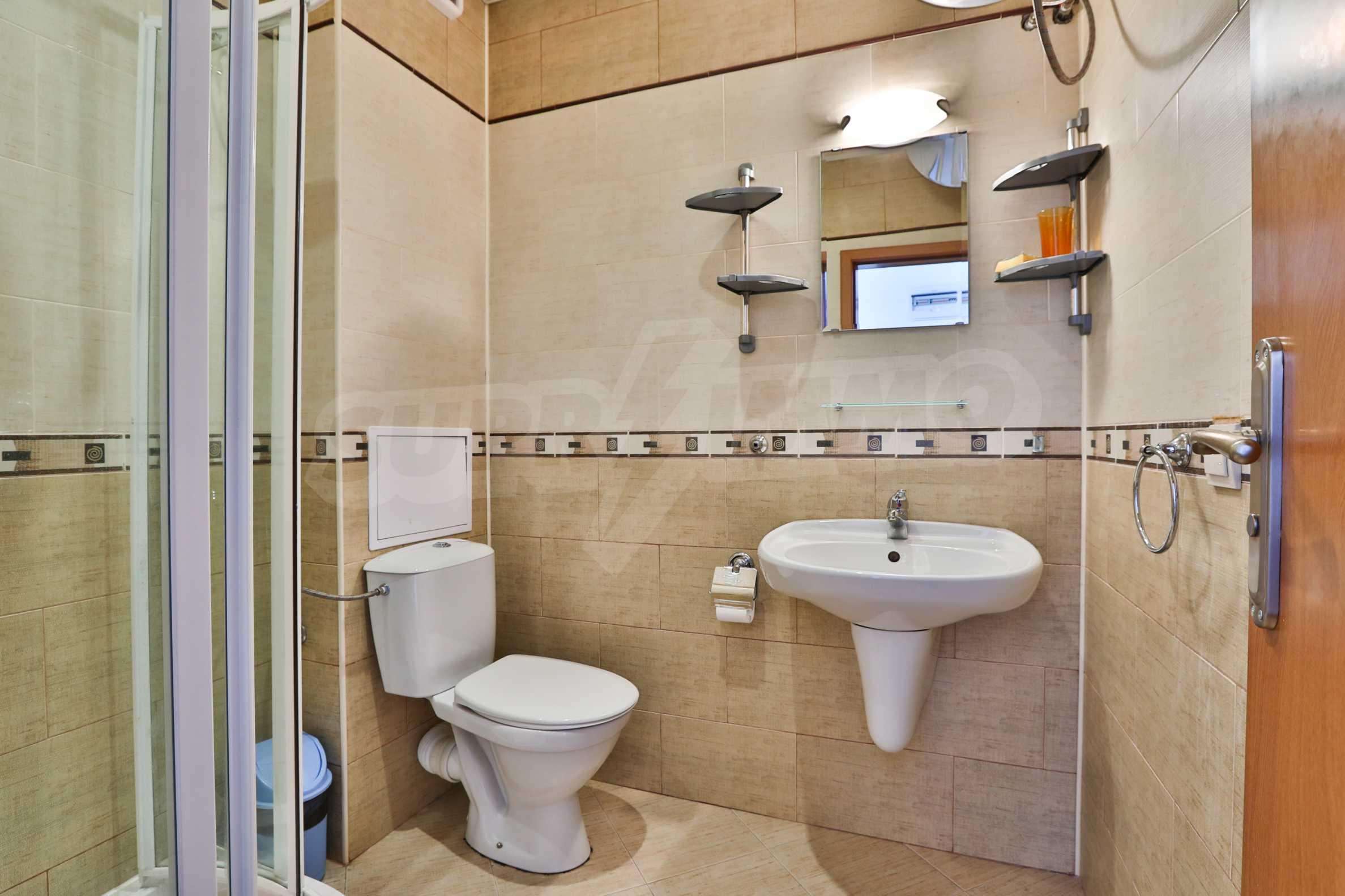 """Apartment mit einem Schlafzimmer im Komplex """"Casa Mila"""" in Bansko in der Nähe des Kabinenlifts 7"""