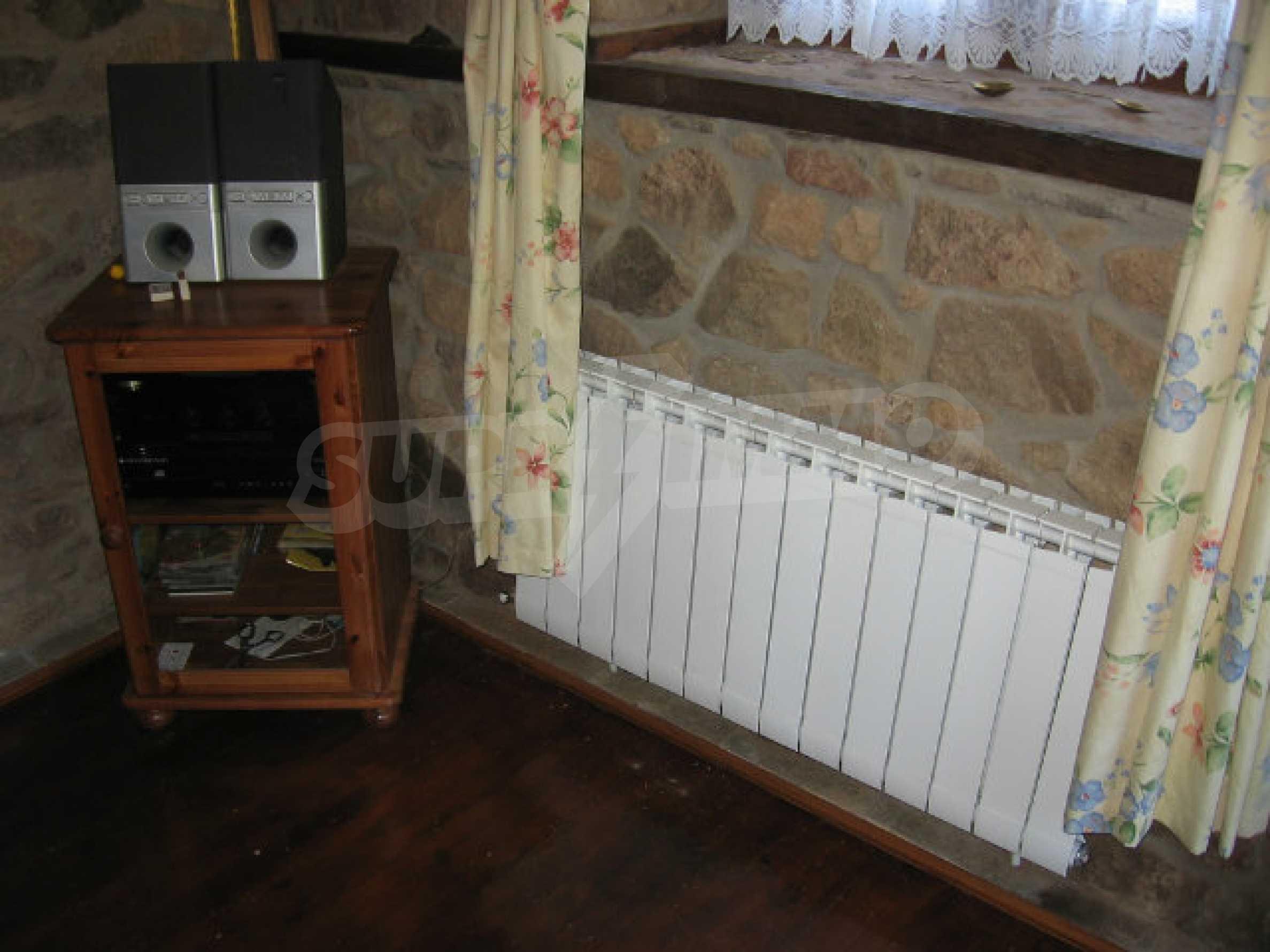 Restored and furnished three-storey house in a quiet village near Smolyan 10