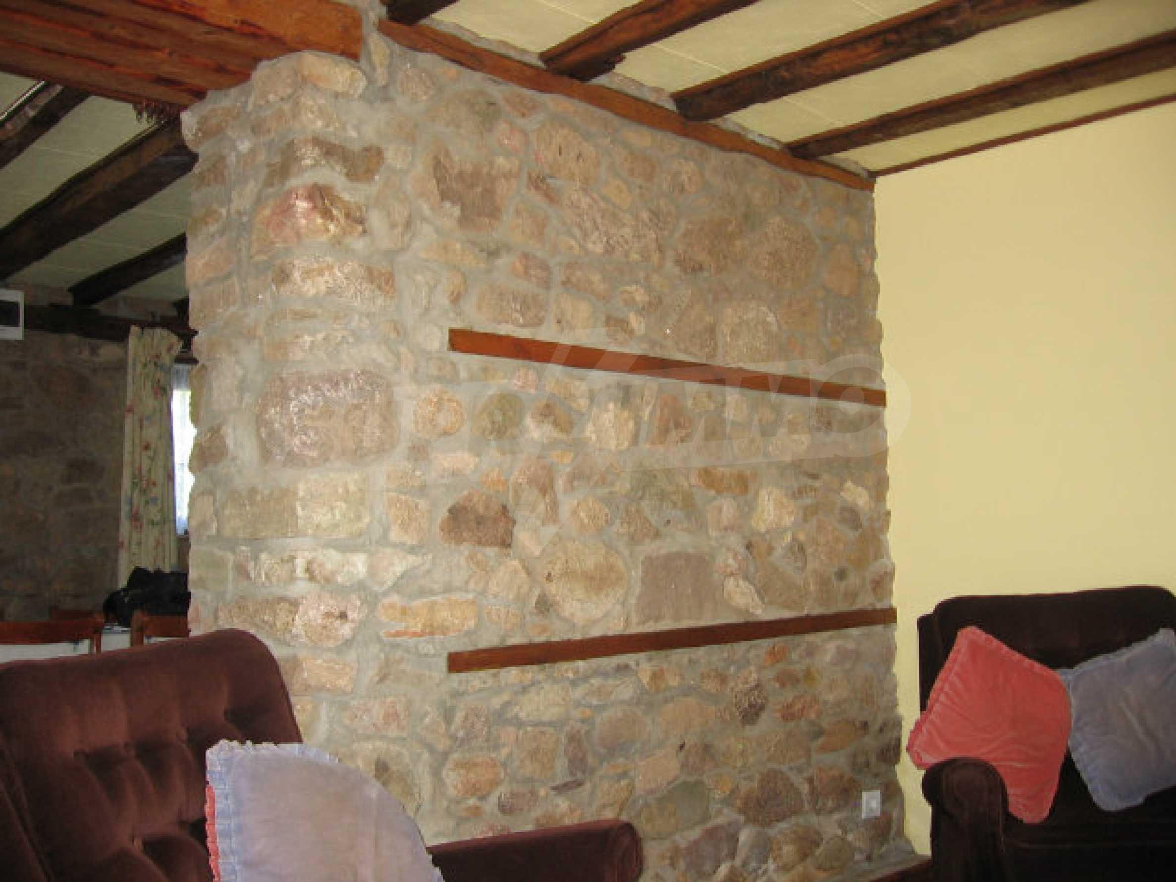 Restored and furnished three-storey house in a quiet village near Smolyan 15