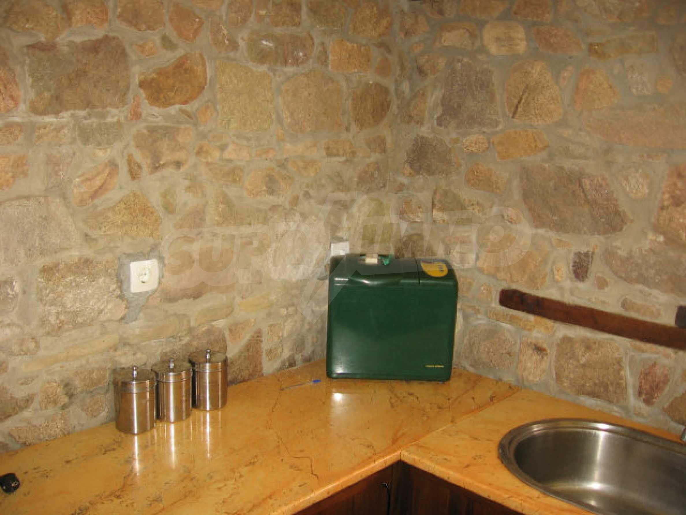 Restored and furnished three-storey house in a quiet village near Smolyan 17