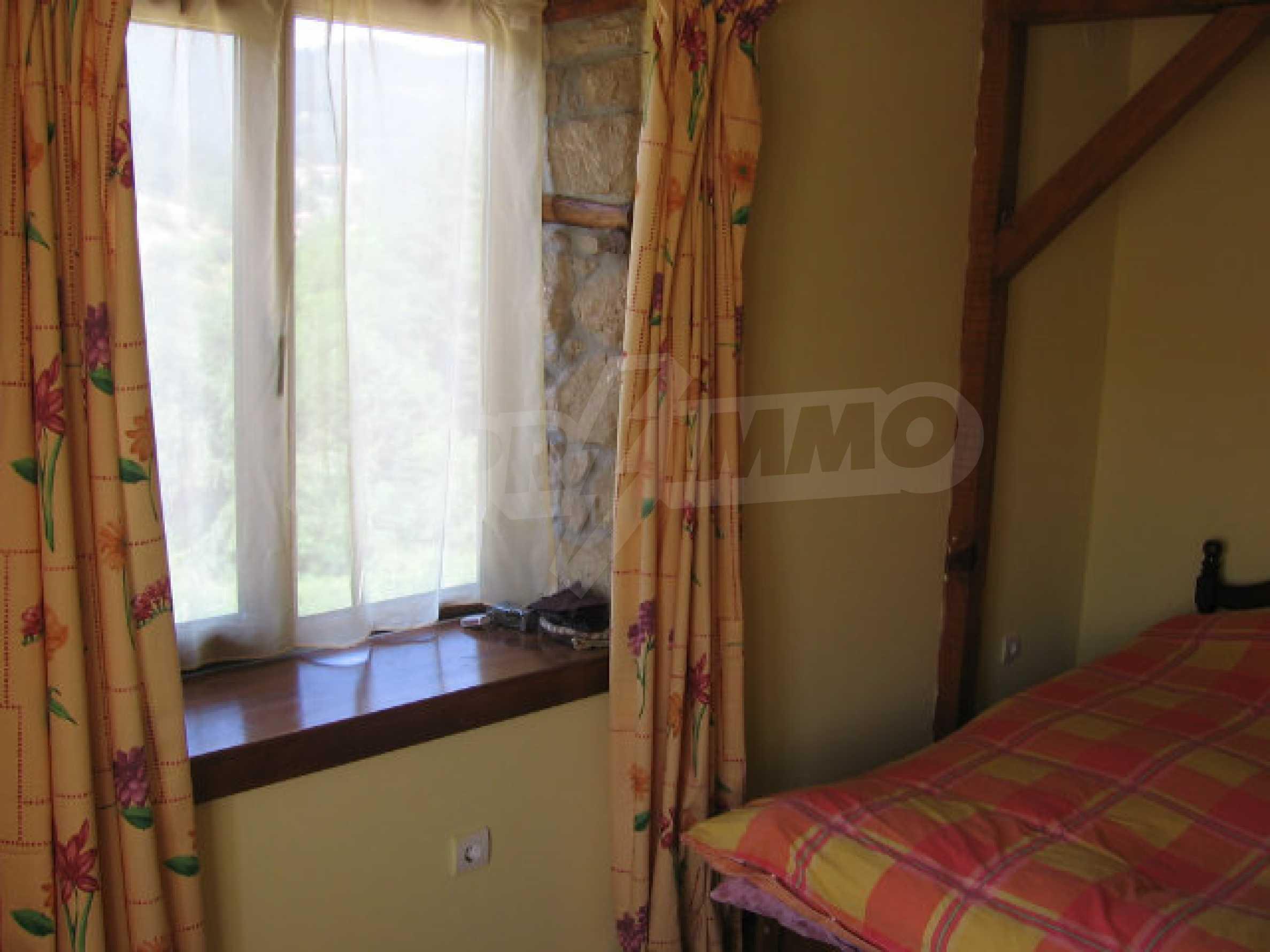 Restored and furnished three-storey house in a quiet village near Smolyan 26