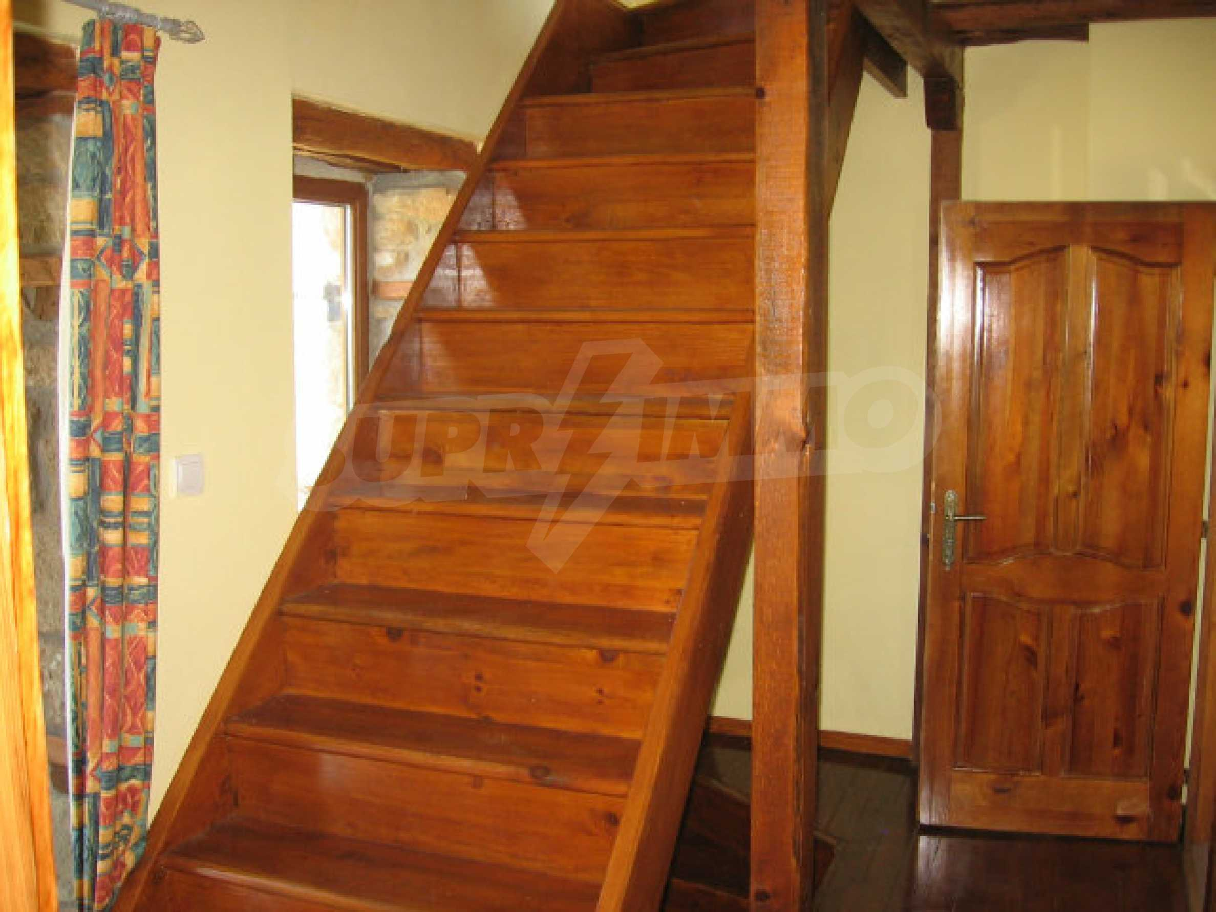 Restored and furnished three-storey house in a quiet village near Smolyan 32