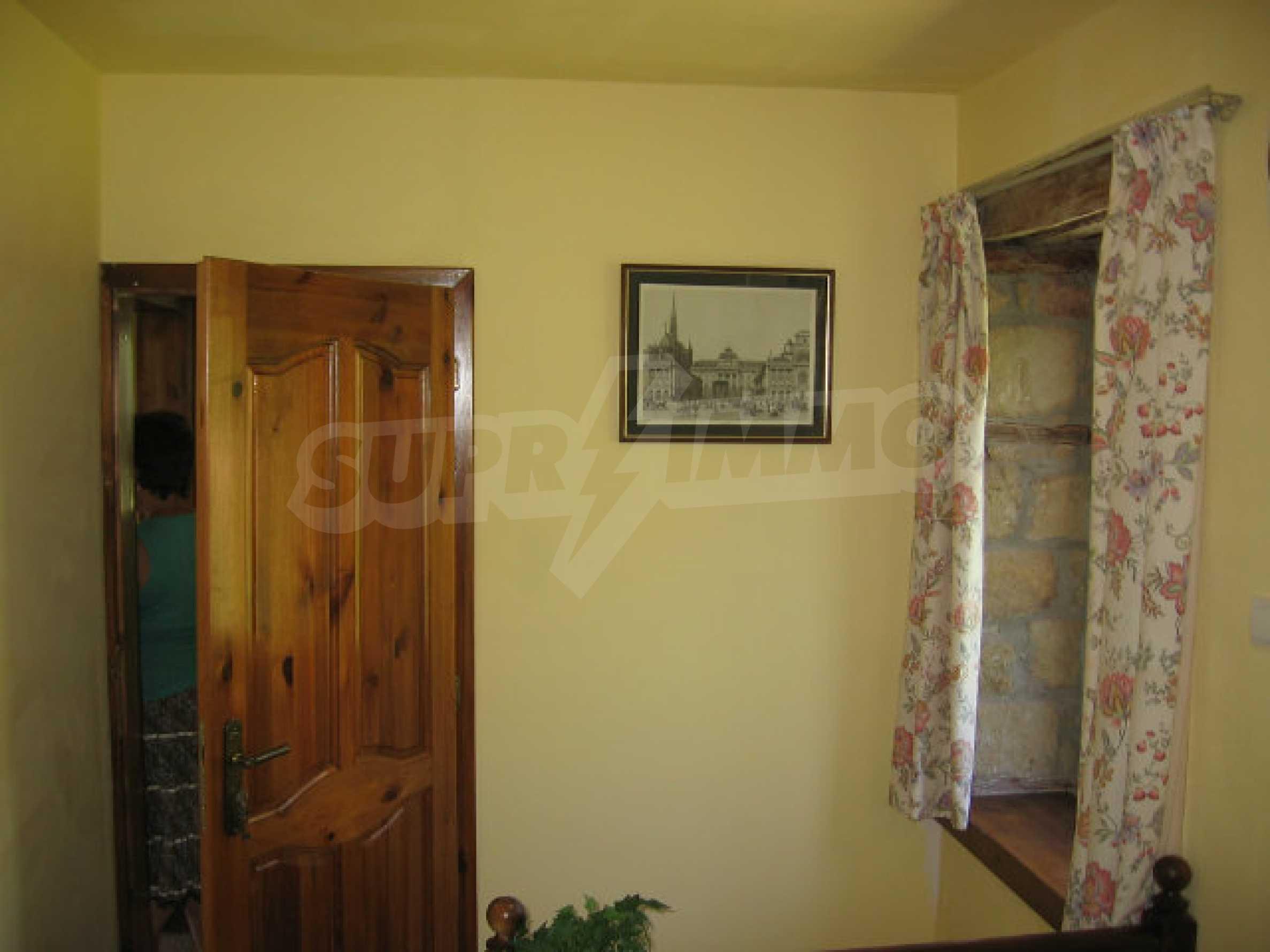Restored and furnished three-storey house in a quiet village near Smolyan 35