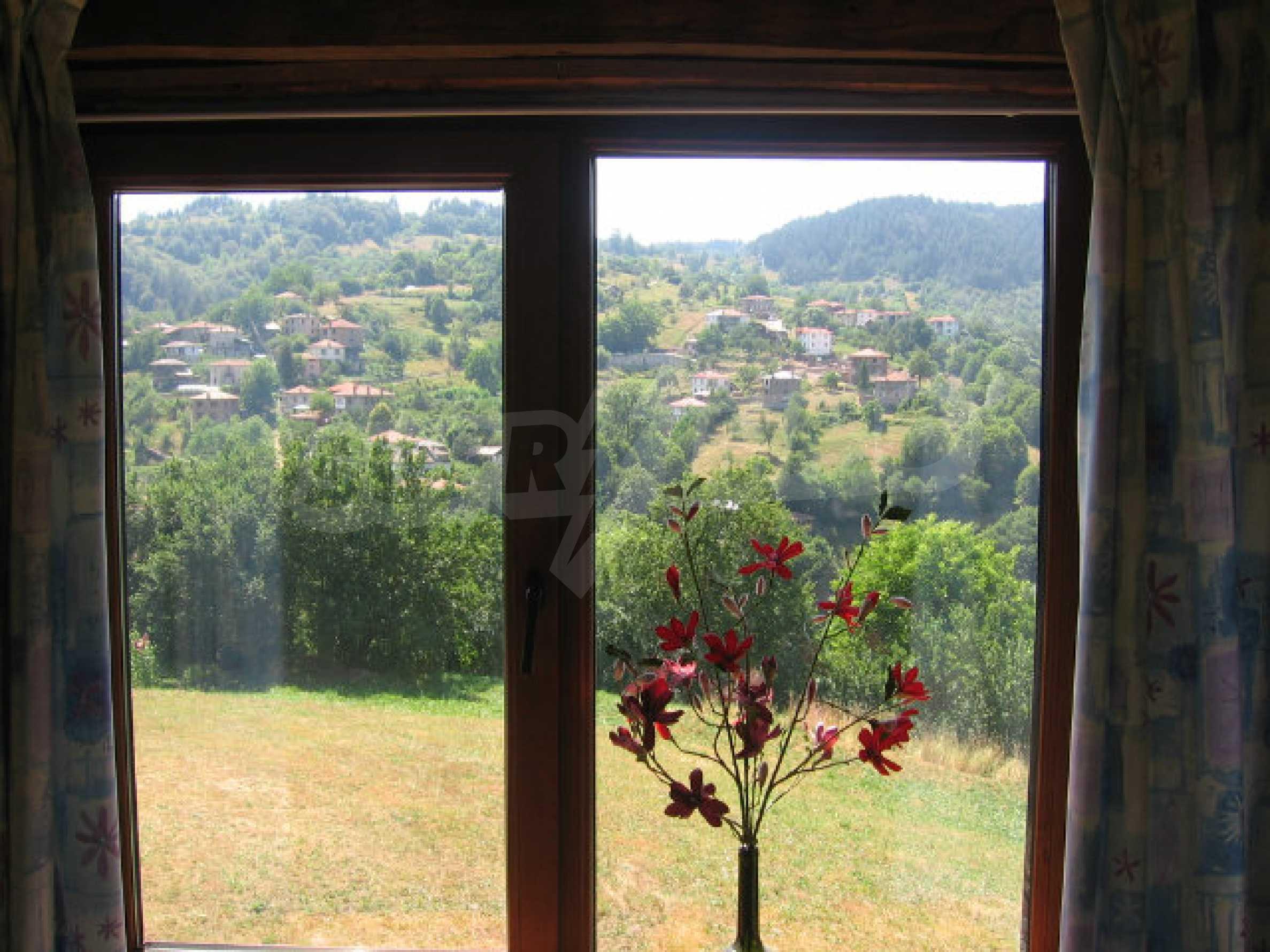 Restored and furnished three-storey house in a quiet village near Smolyan 36