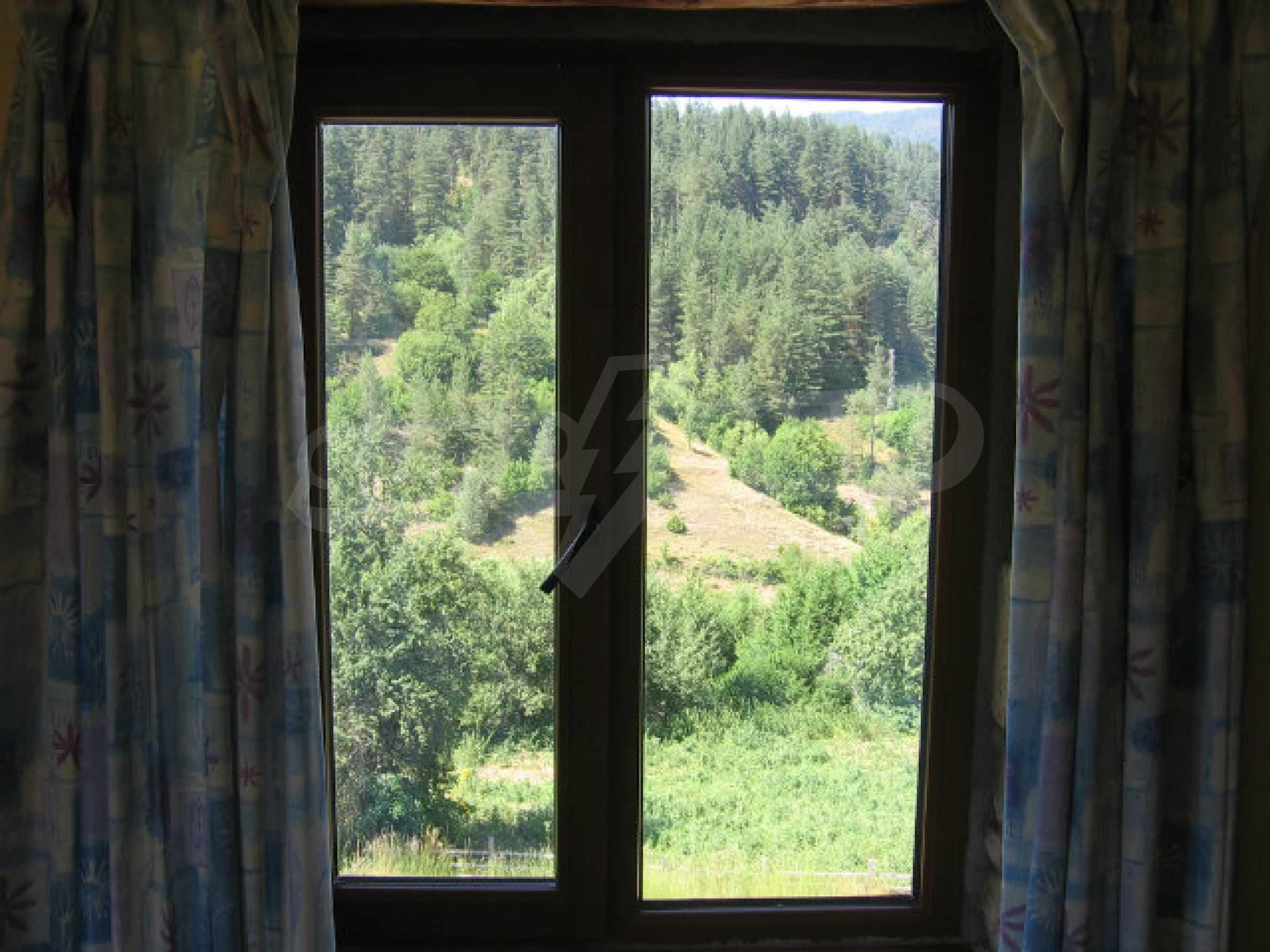 Restored and furnished three-storey house in a quiet village near Smolyan 37