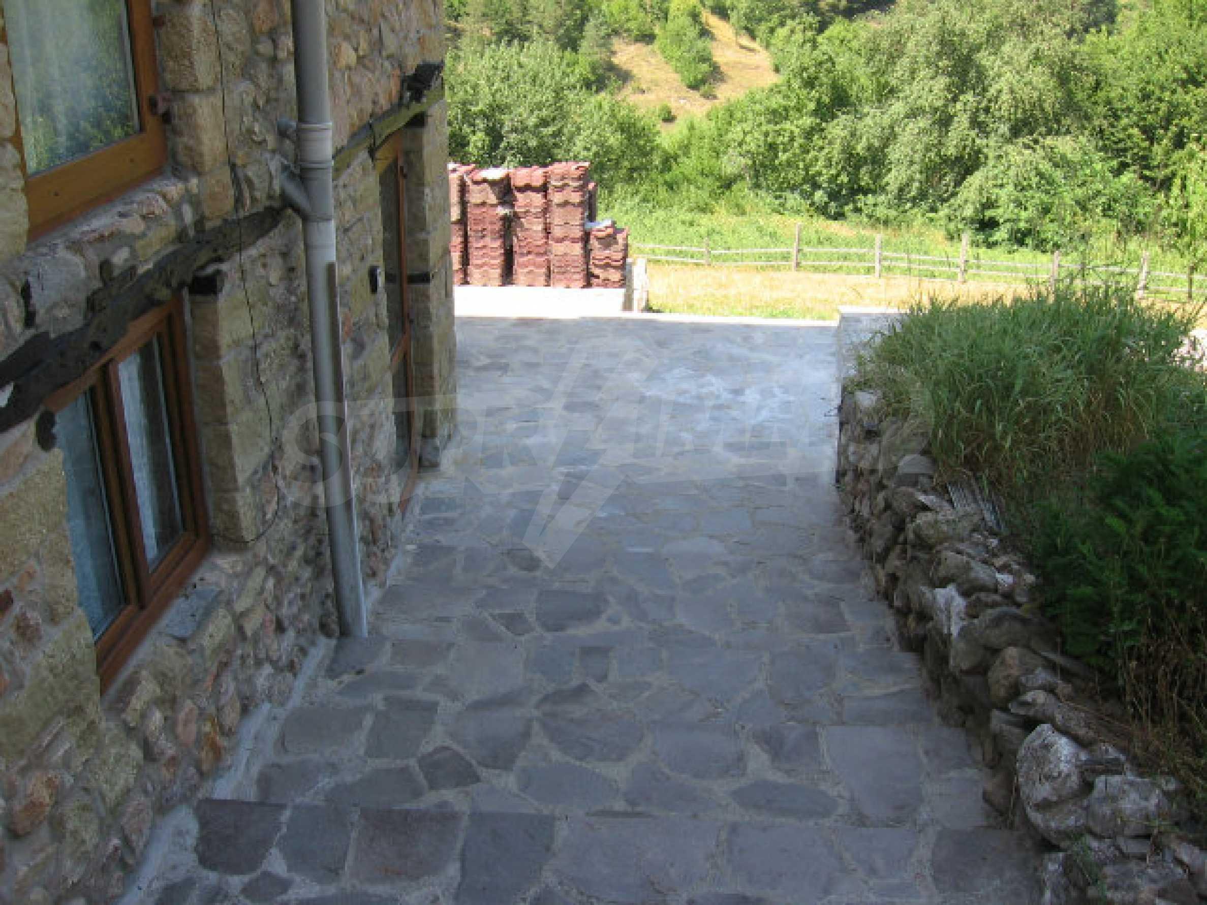 Restored and furnished three-storey house in a quiet village near Smolyan 7