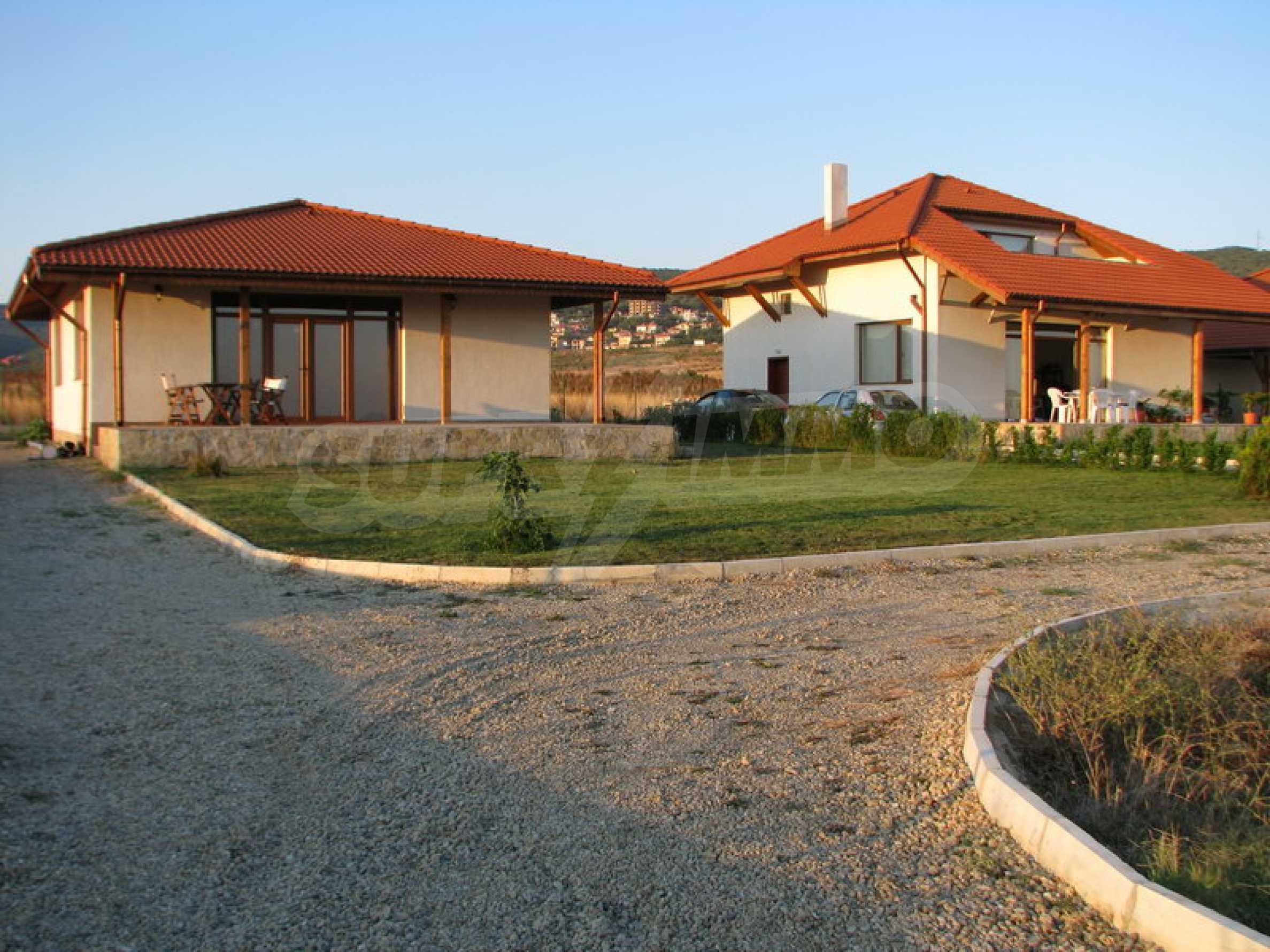 Einstöckige Villa in Kosharitsa 9
