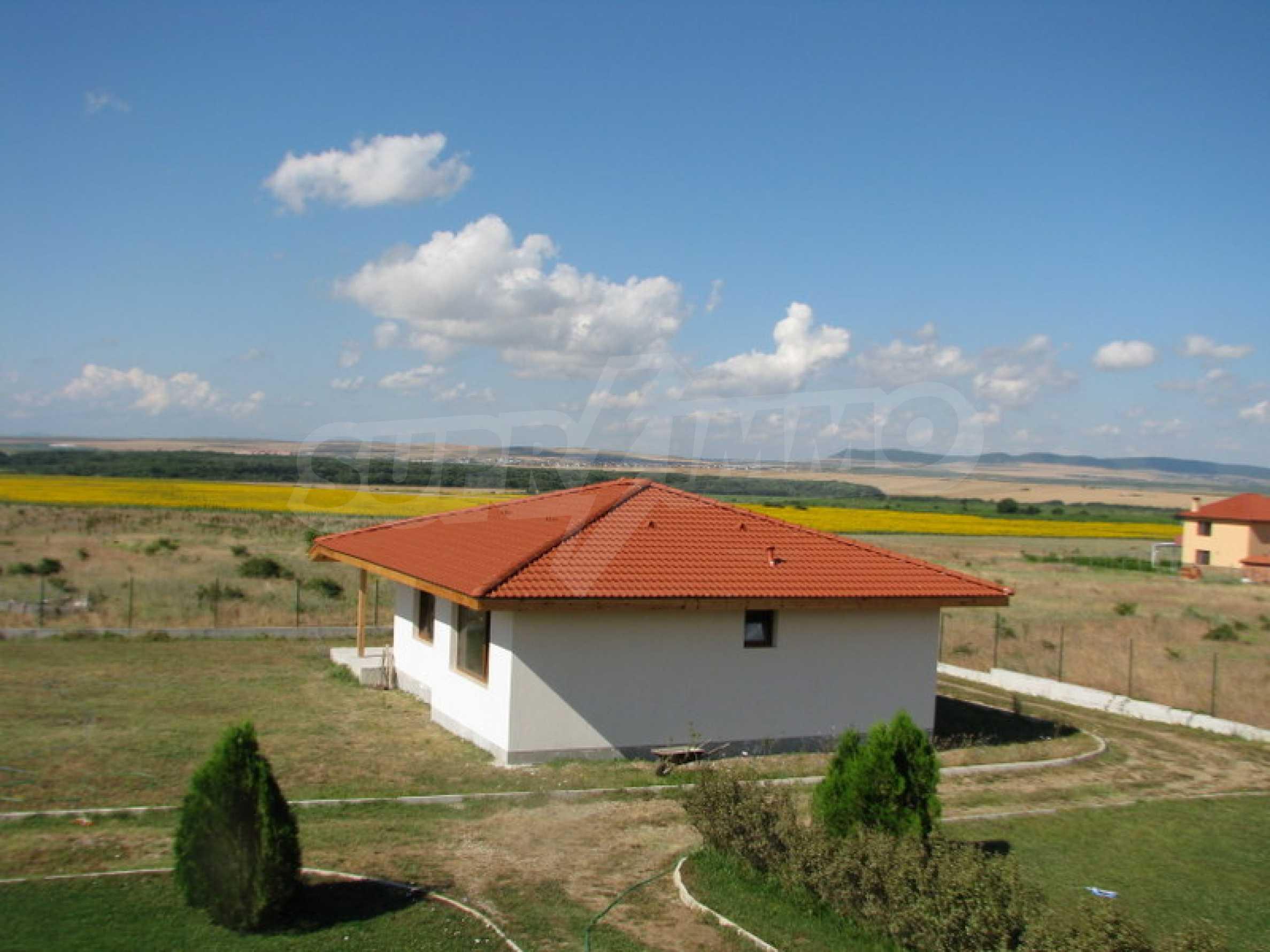 Einstöckige Villa in Kosharitsa 5