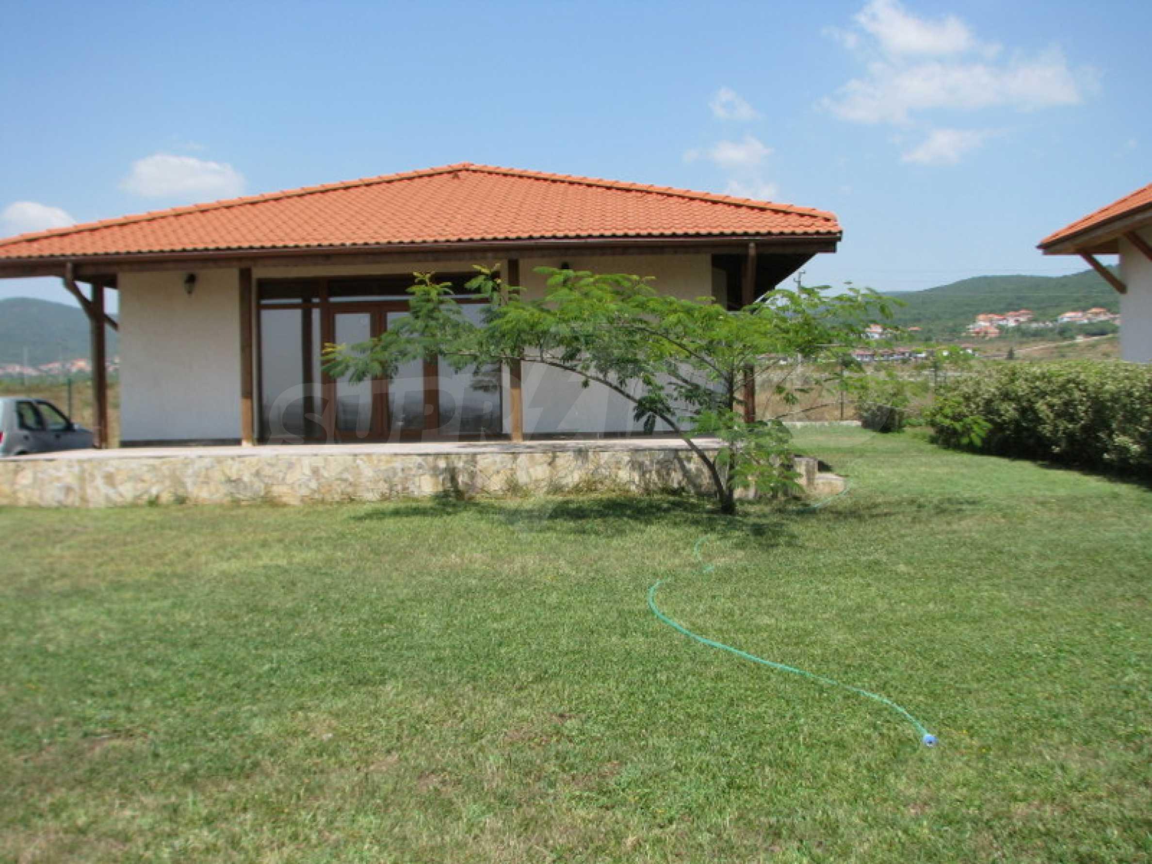 Einstöckige Villa in Kosharitsa 6