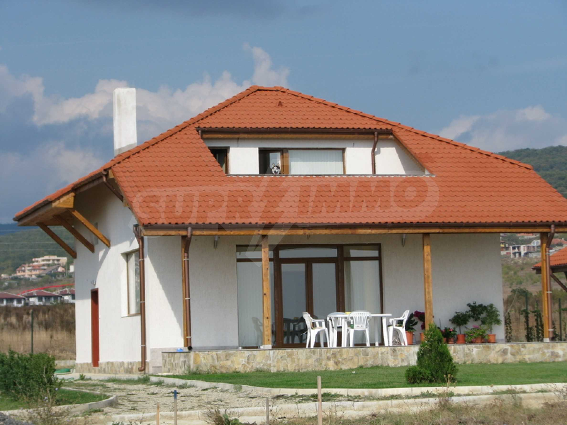 Zweistöckige Villa in Kosharitsa 3