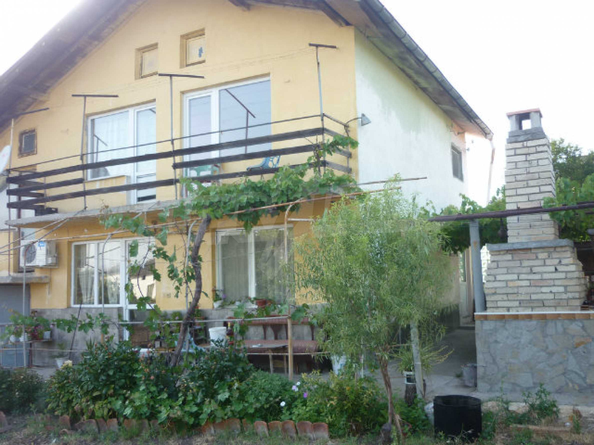 Renovated house in small village on the Maritsa river, near mineral springs 1