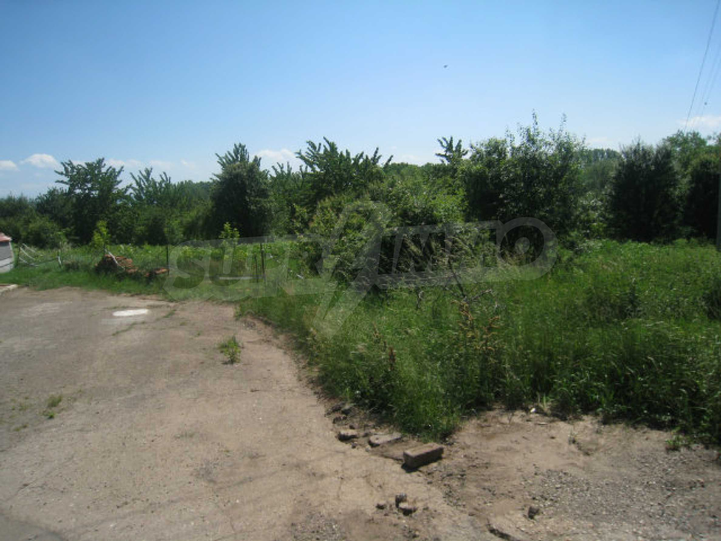 Reguliertes Grundstück für den Bau eines Hauses oder einer Villa in der Nähe von Sofia