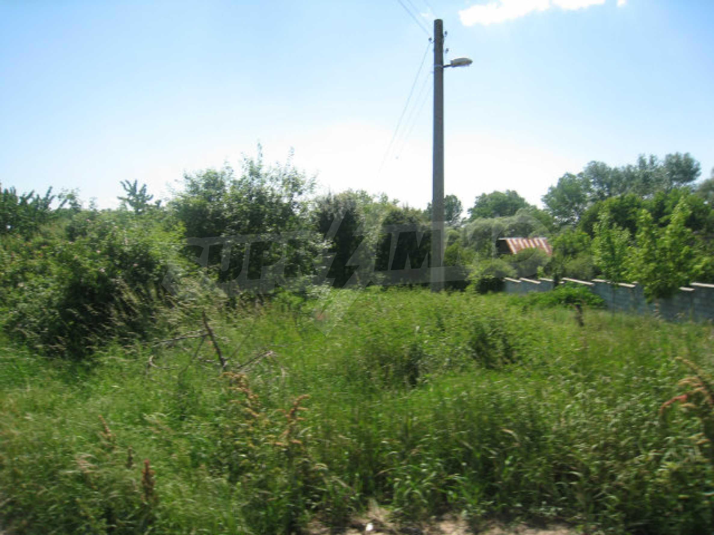 Reguliertes Grundstück für den Bau eines Hauses oder einer Villa in der Nähe von Sofia 1