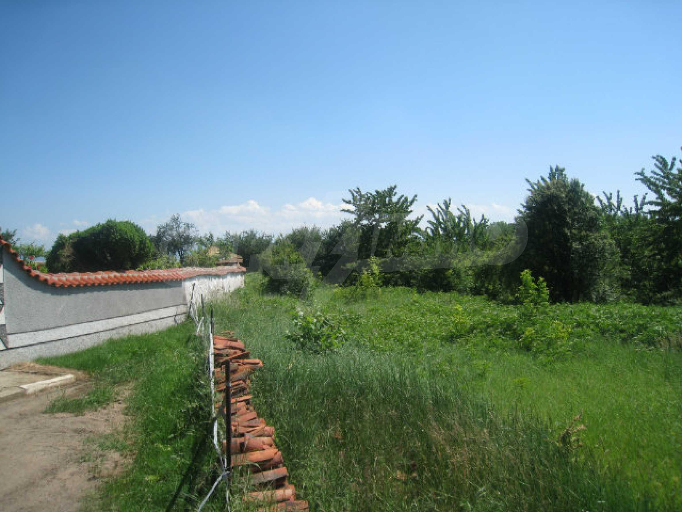 Reguliertes Grundstück für den Bau eines Hauses oder einer Villa in der Nähe von Sofia 4