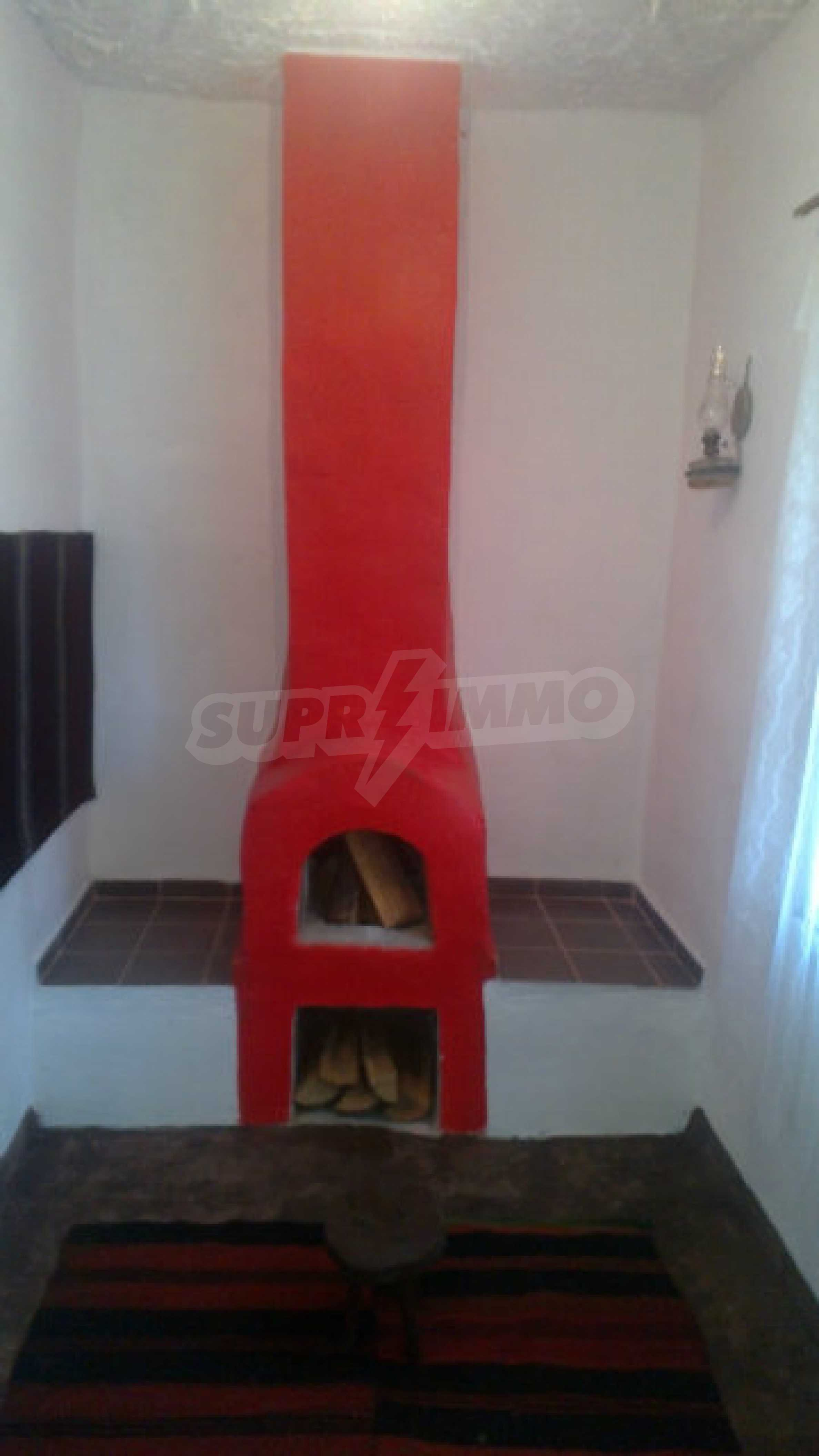Solid house with a kitchen set 40 km from Vidin 25