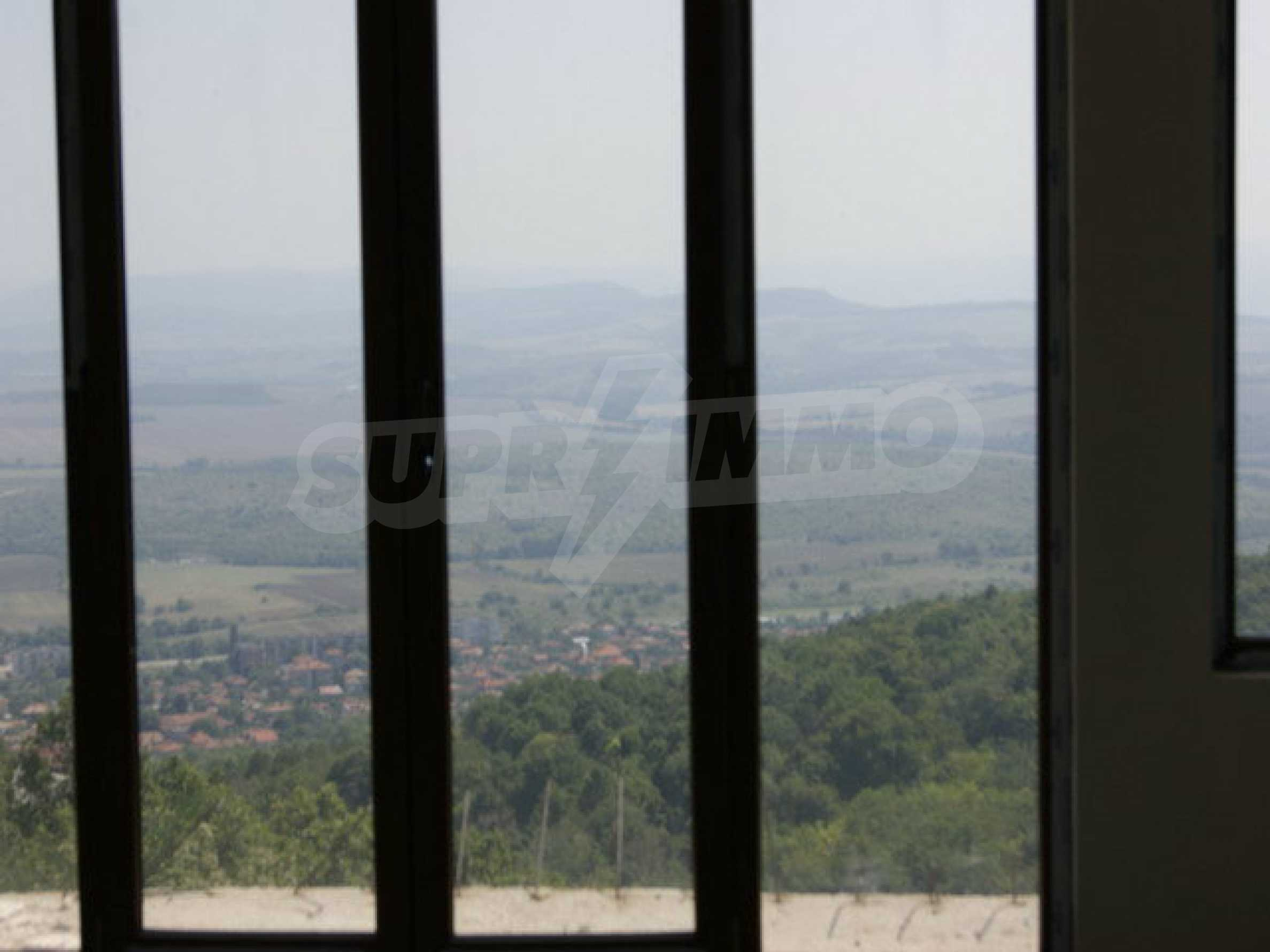 Hotel at shell stage with beautiful views near Veliko Tarnovo 1