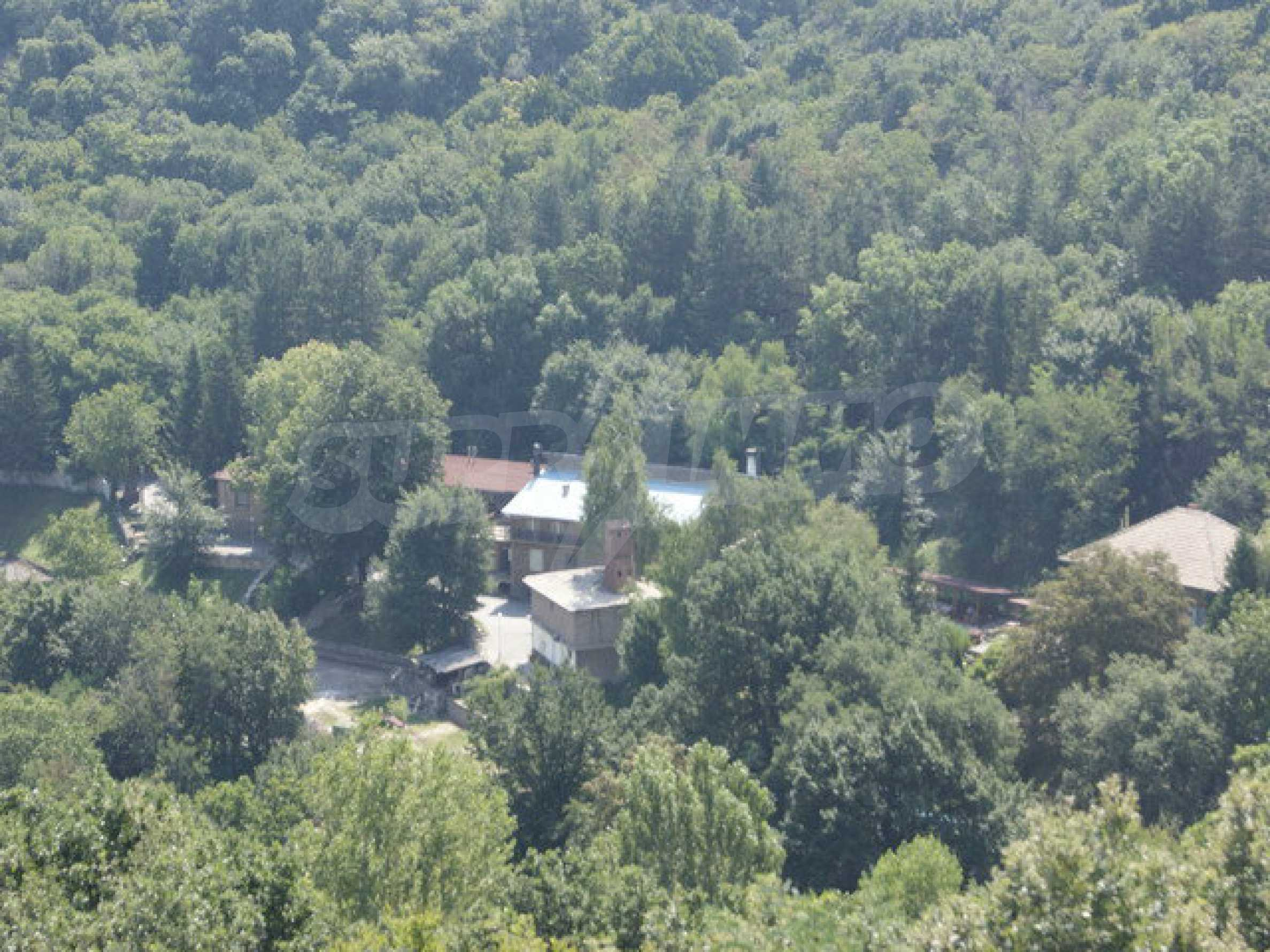 Hotel at shell stage with beautiful views near Veliko Tarnovo 27