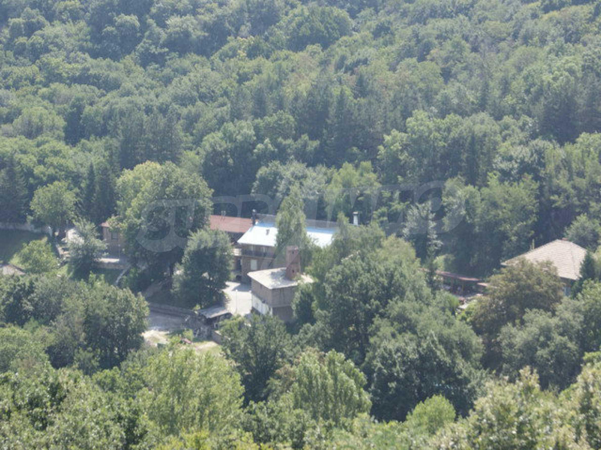 Raues Bauhotel mit herrlicher Aussicht in der Nähe von Veliko Tarnovo 27