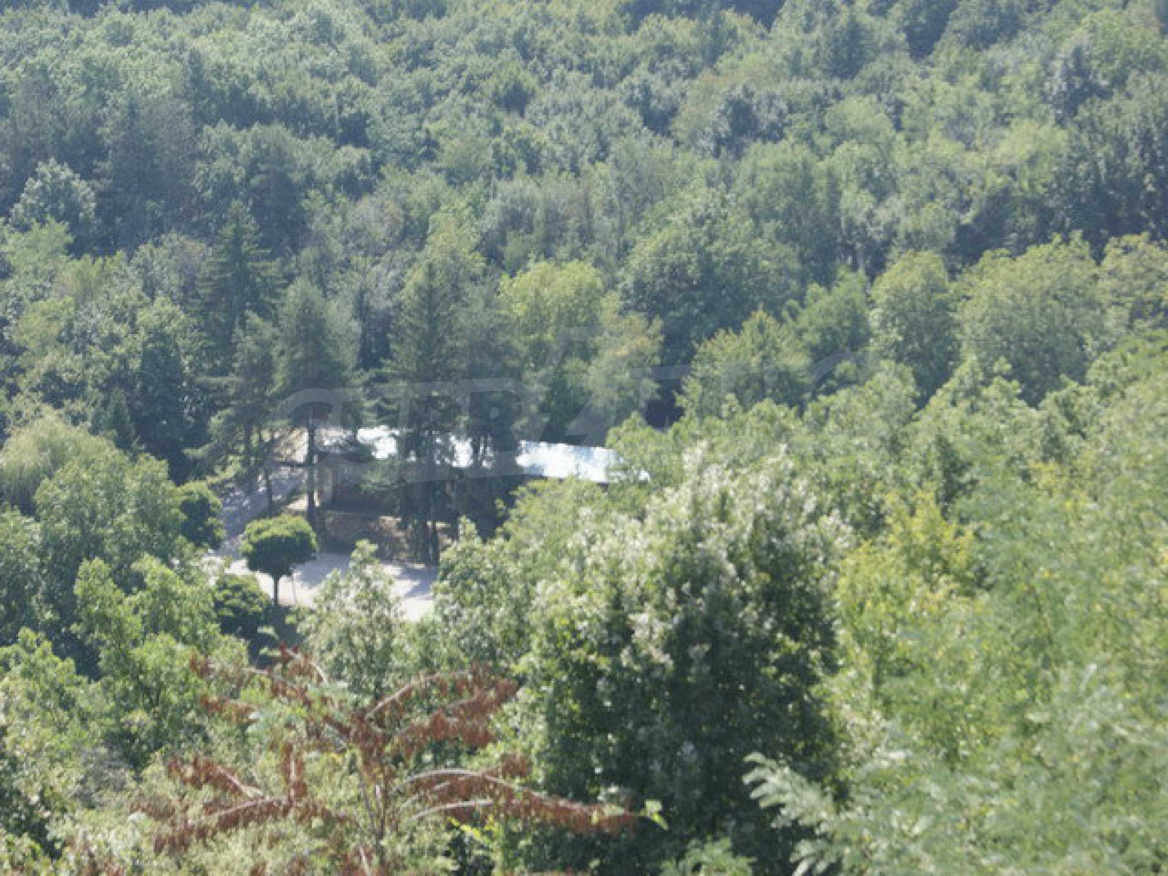 Hotel at shell stage with beautiful views near Veliko Tarnovo 28
