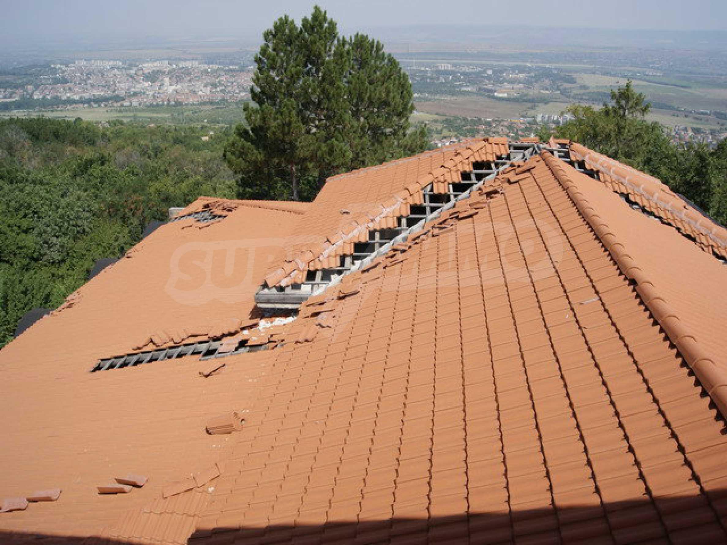Raues Bauhotel mit herrlicher Aussicht in der Nähe von Veliko Tarnovo 2