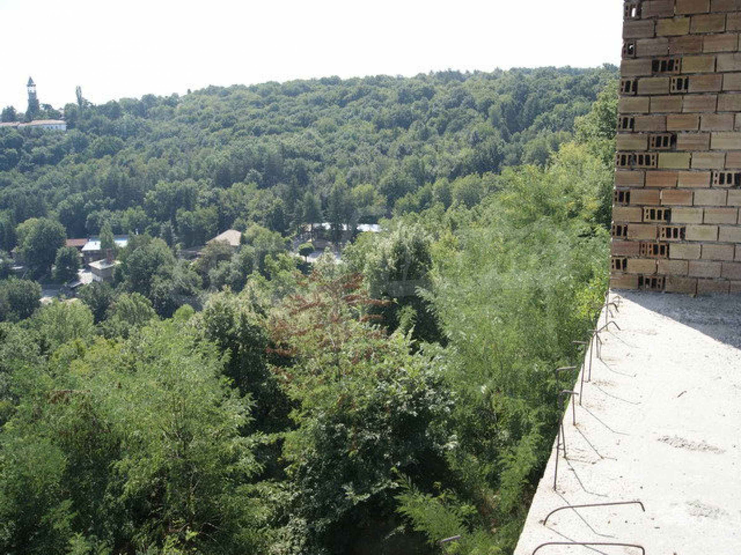 Hotel at shell stage with beautiful views near Veliko Tarnovo 36