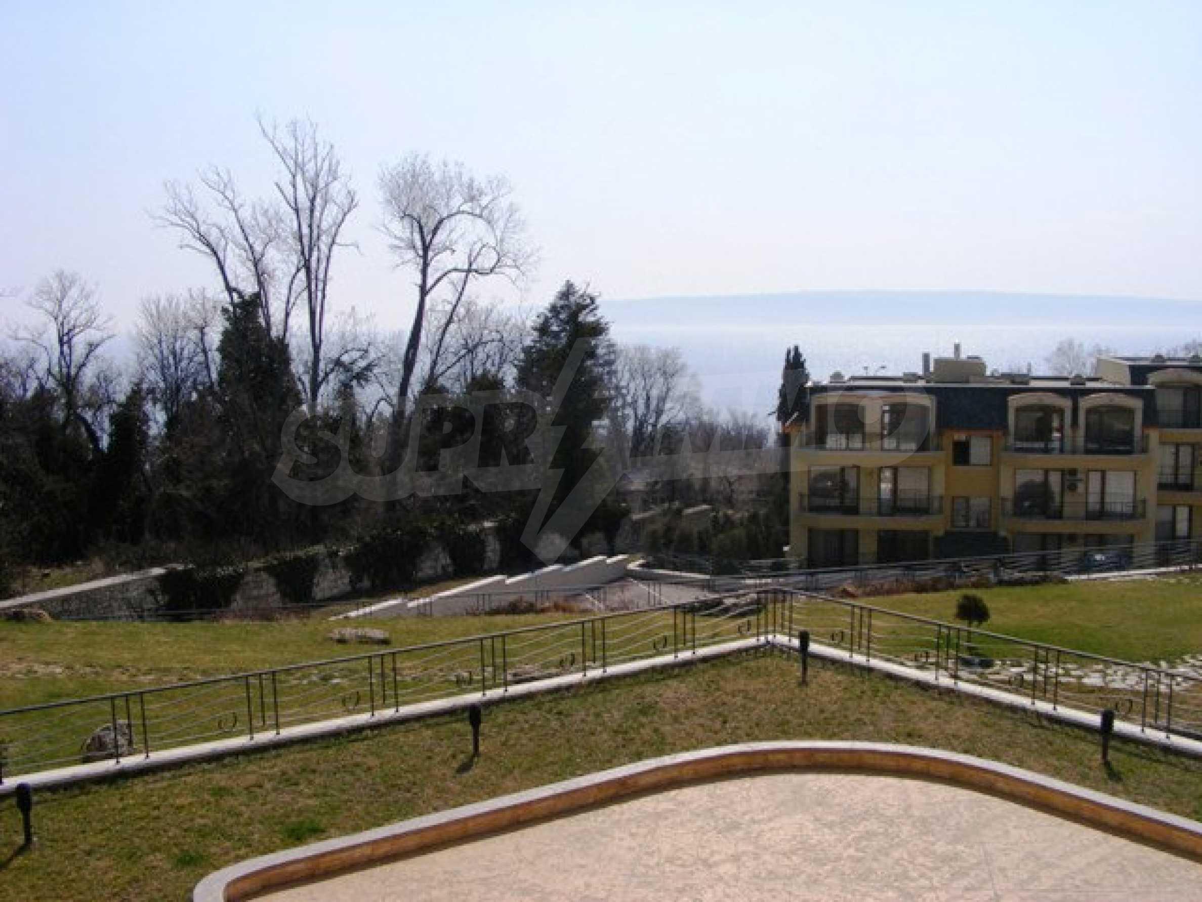 Apartment mit einem Schlafzimmer neben dem Evksinovgrad-Palast