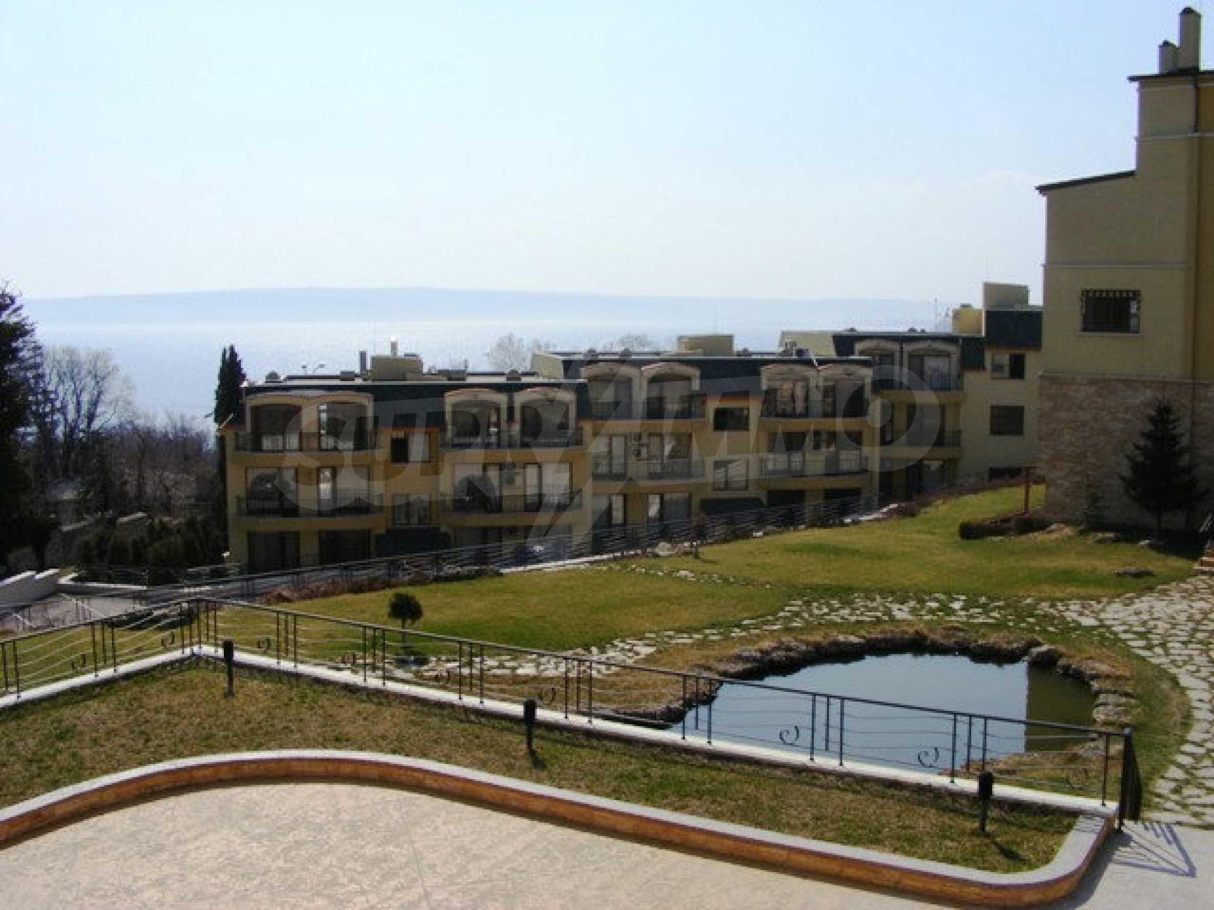 Apartment mit einem Schlafzimmer neben dem Evksinovgrad-Palast 3