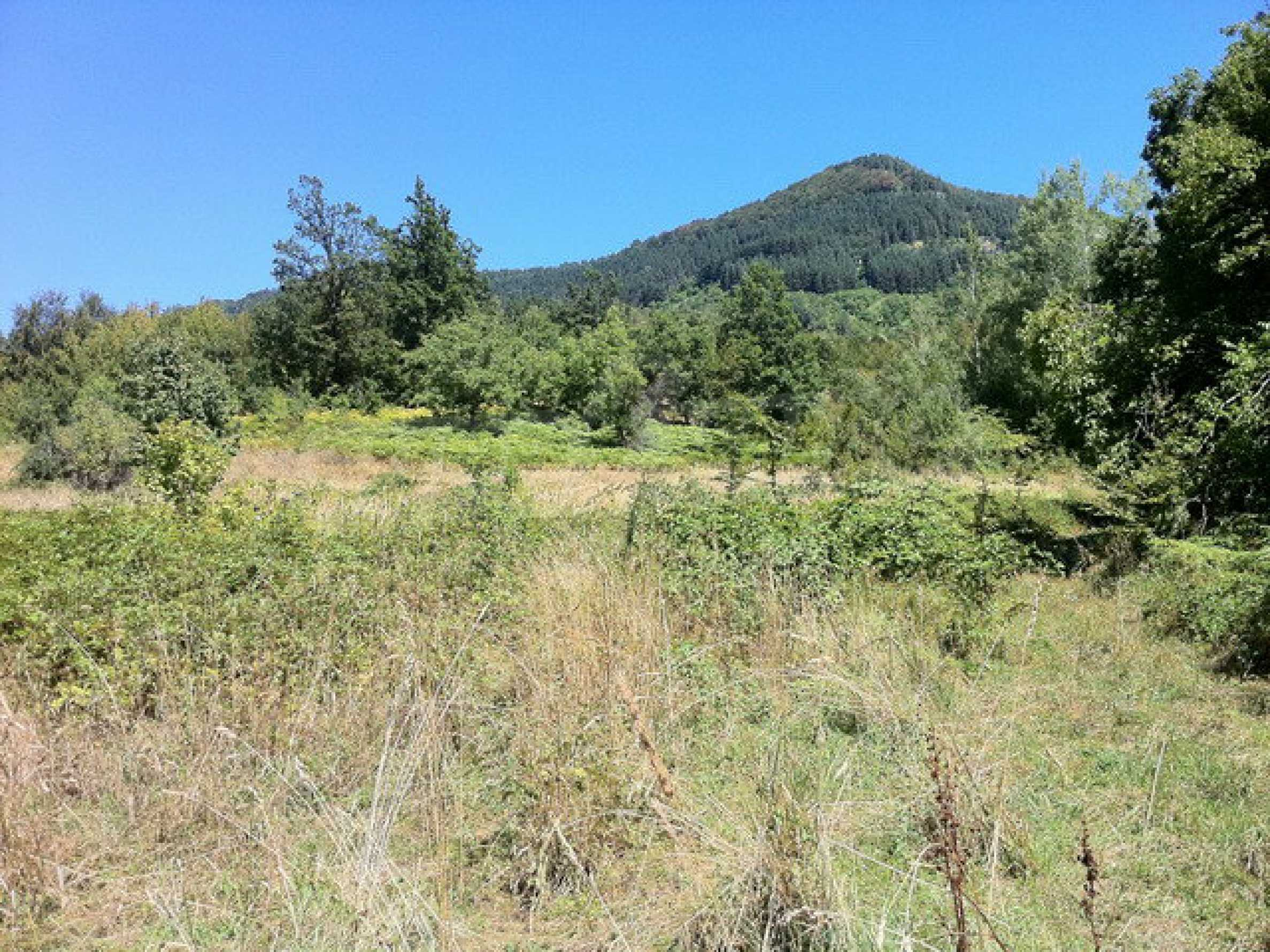 Regulated, large plot of land with great views in a popular village Apriltsi 5