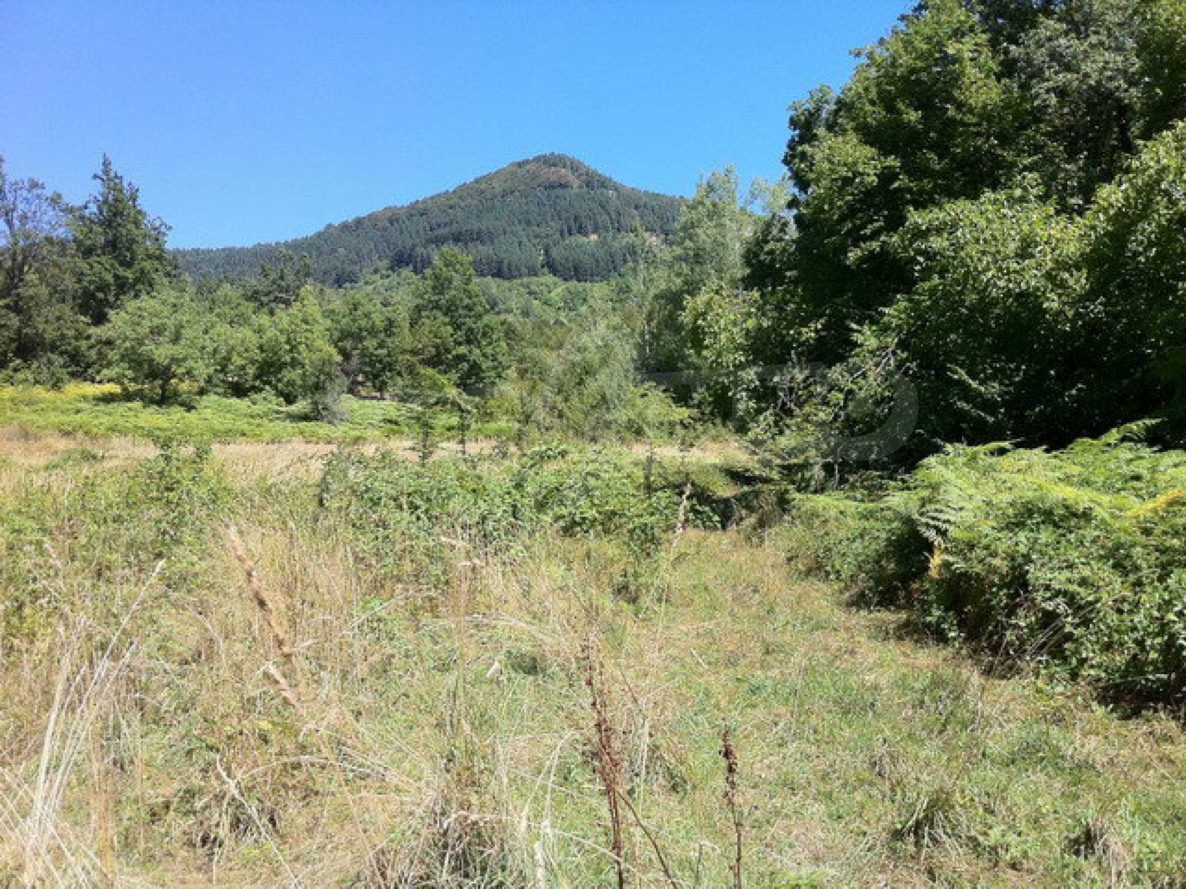 Regulated, large plot of land with great views in a popular village Apriltsi 6
