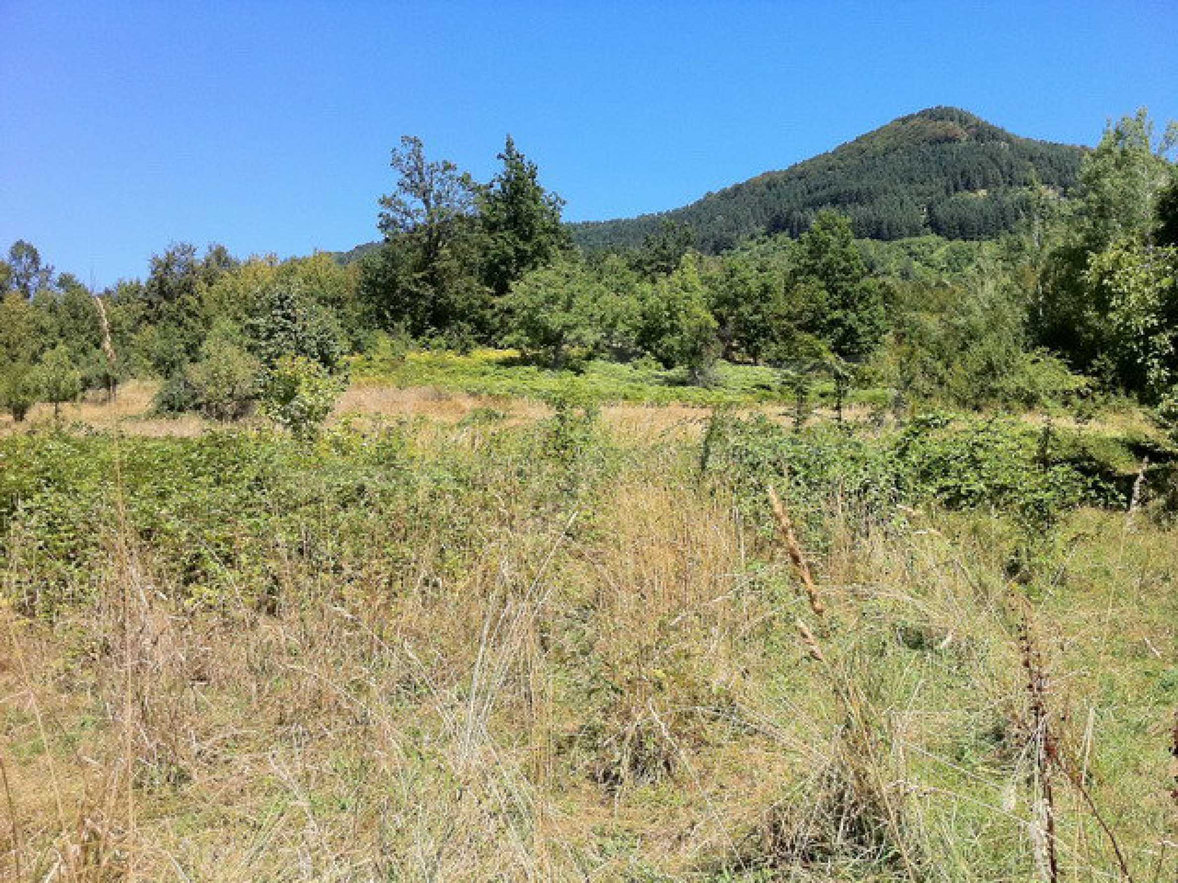 Regulated, large plot of land with great views in a popular village Apriltsi 7