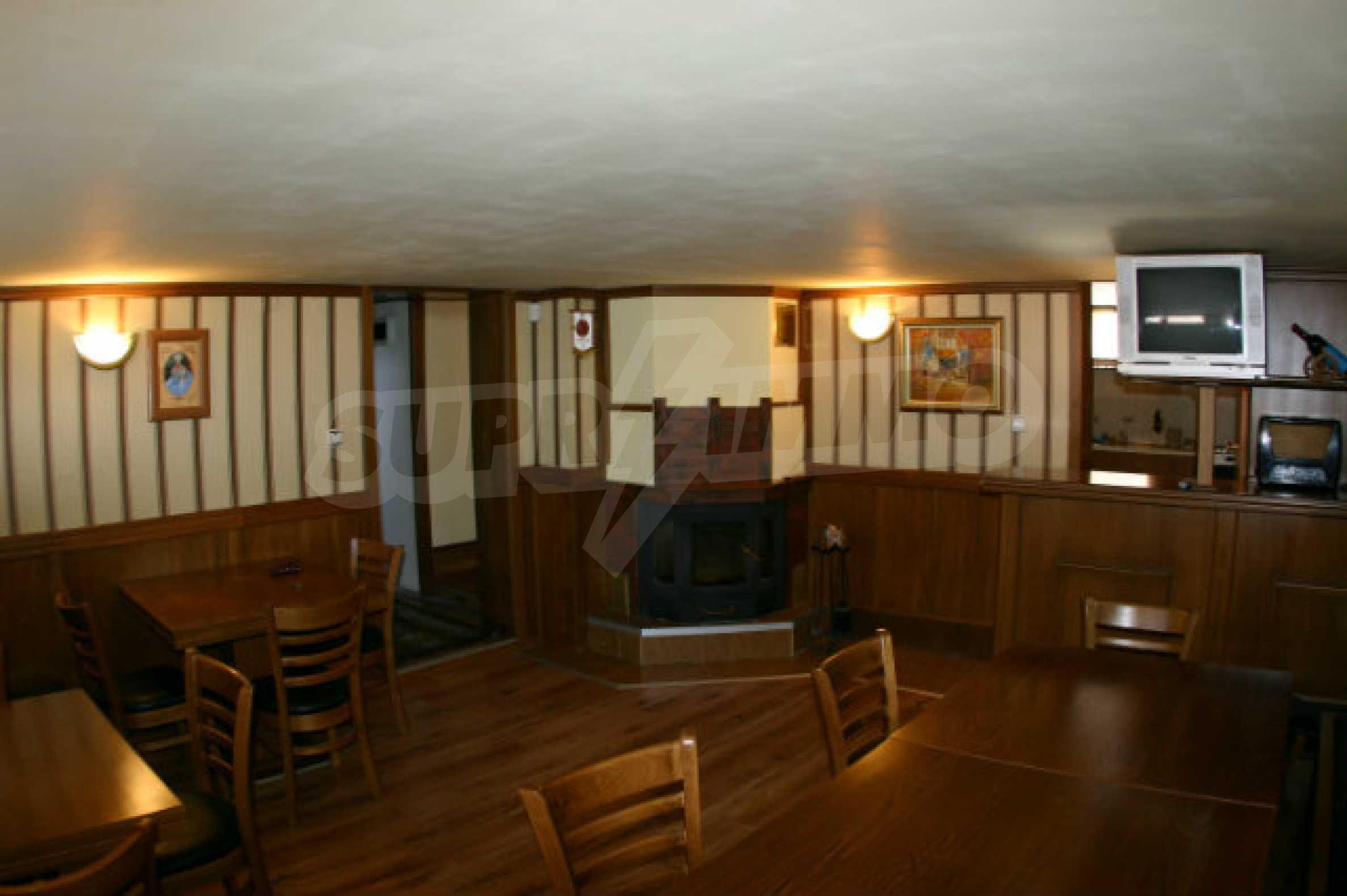 Familienhotel zum Verkauf in Dobrinischte, 6 km von Bansko entfernt 4