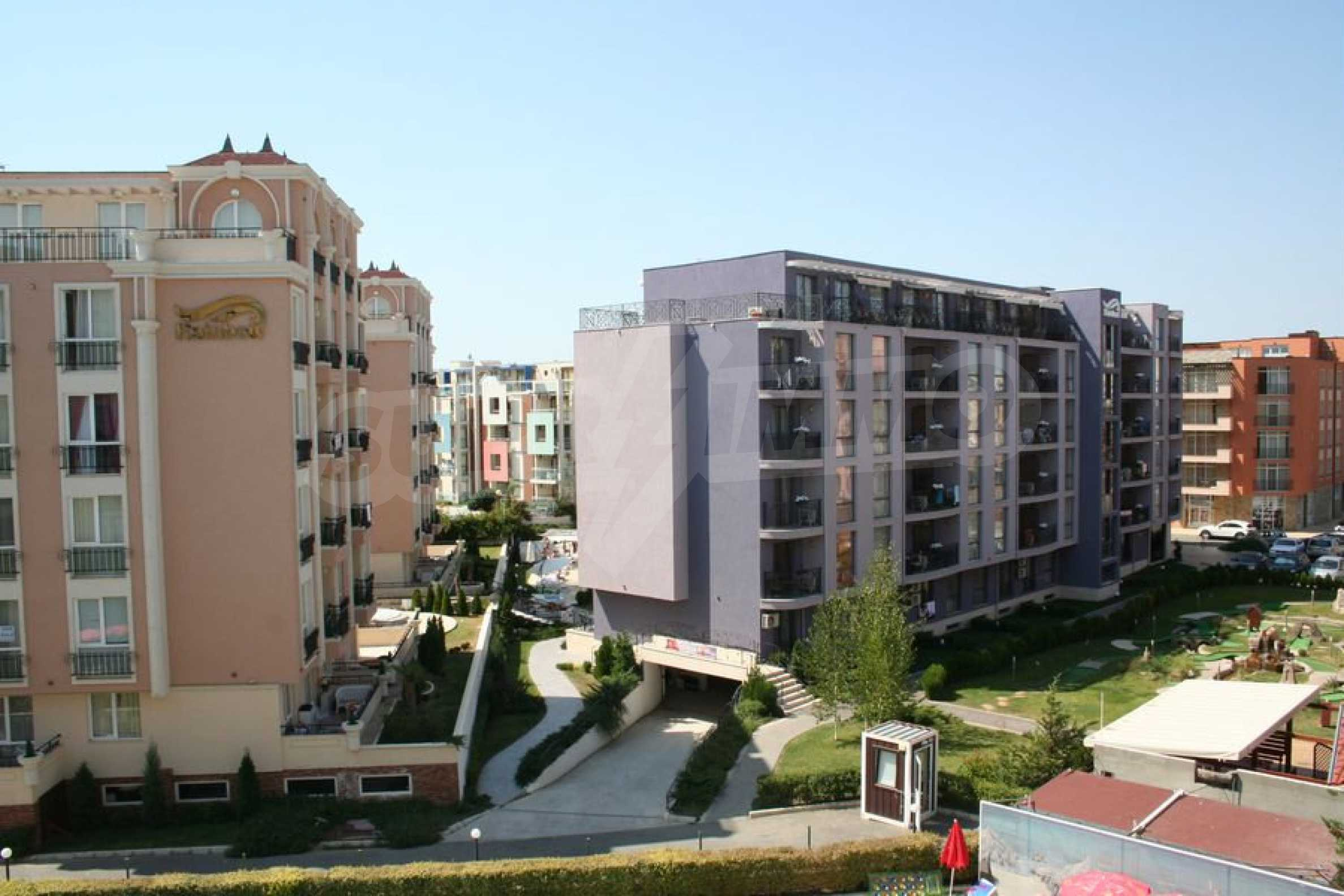 One-bedroom apartment in Rainbow complex in Sunny Beach 1