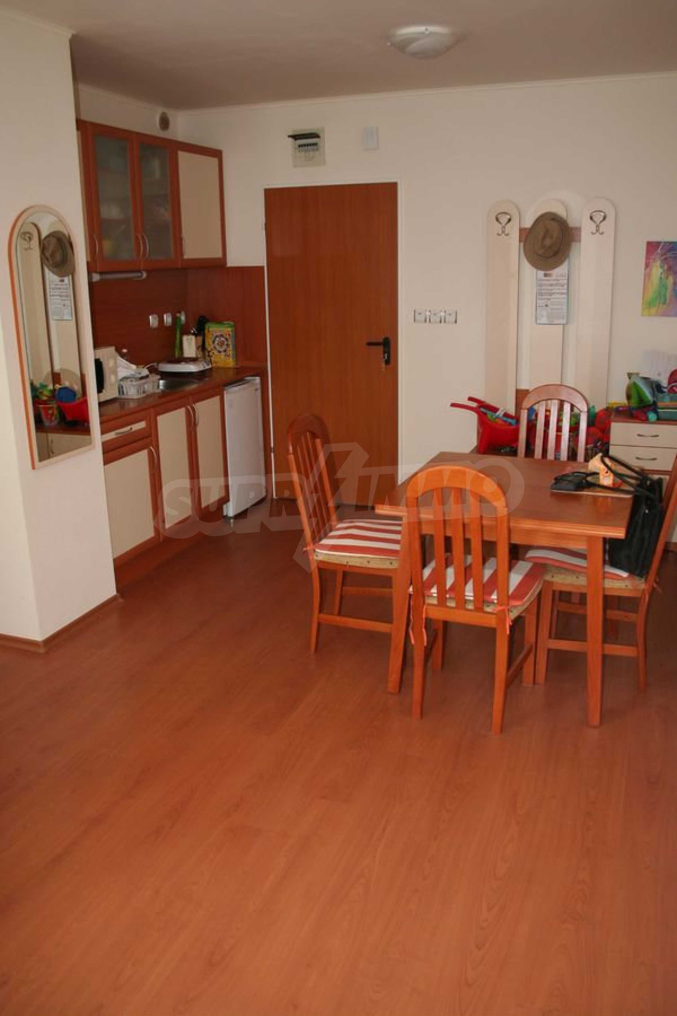 One-bedroom apartment in Rainbow complex in Sunny Beach 3