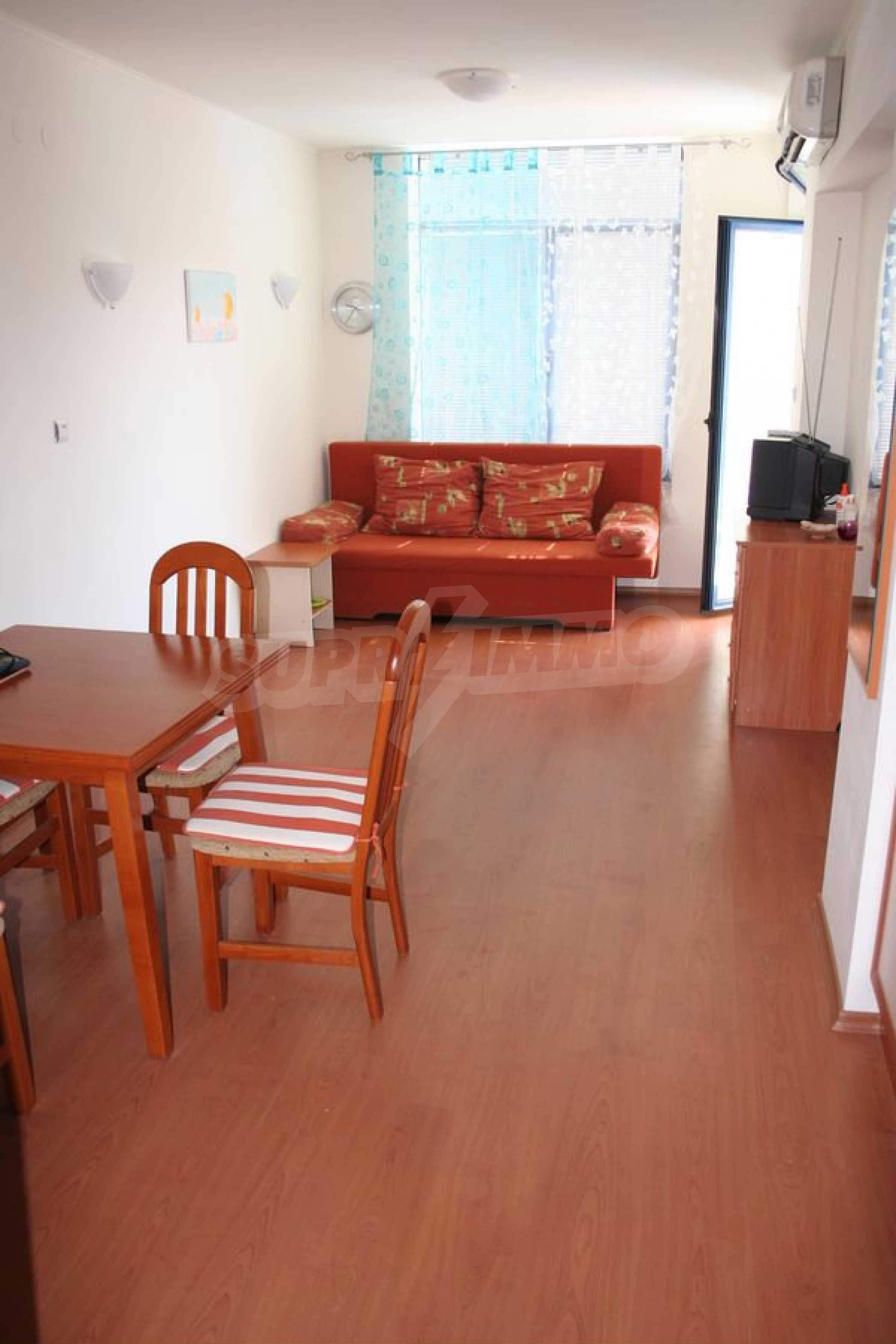 One-bedroom apartment in Rainbow complex in Sunny Beach 4