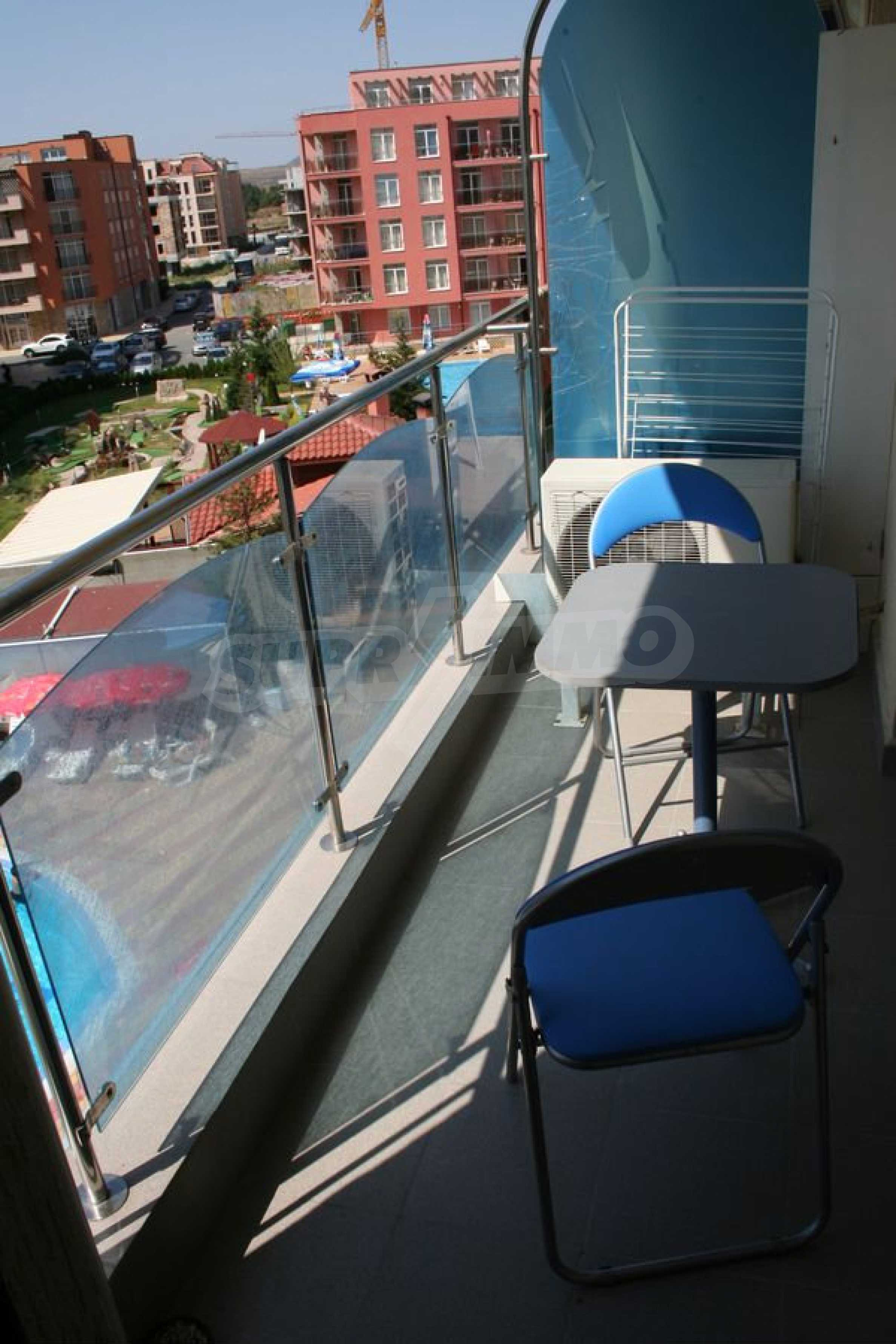 One-bedroom apartment in Rainbow complex in Sunny Beach 8