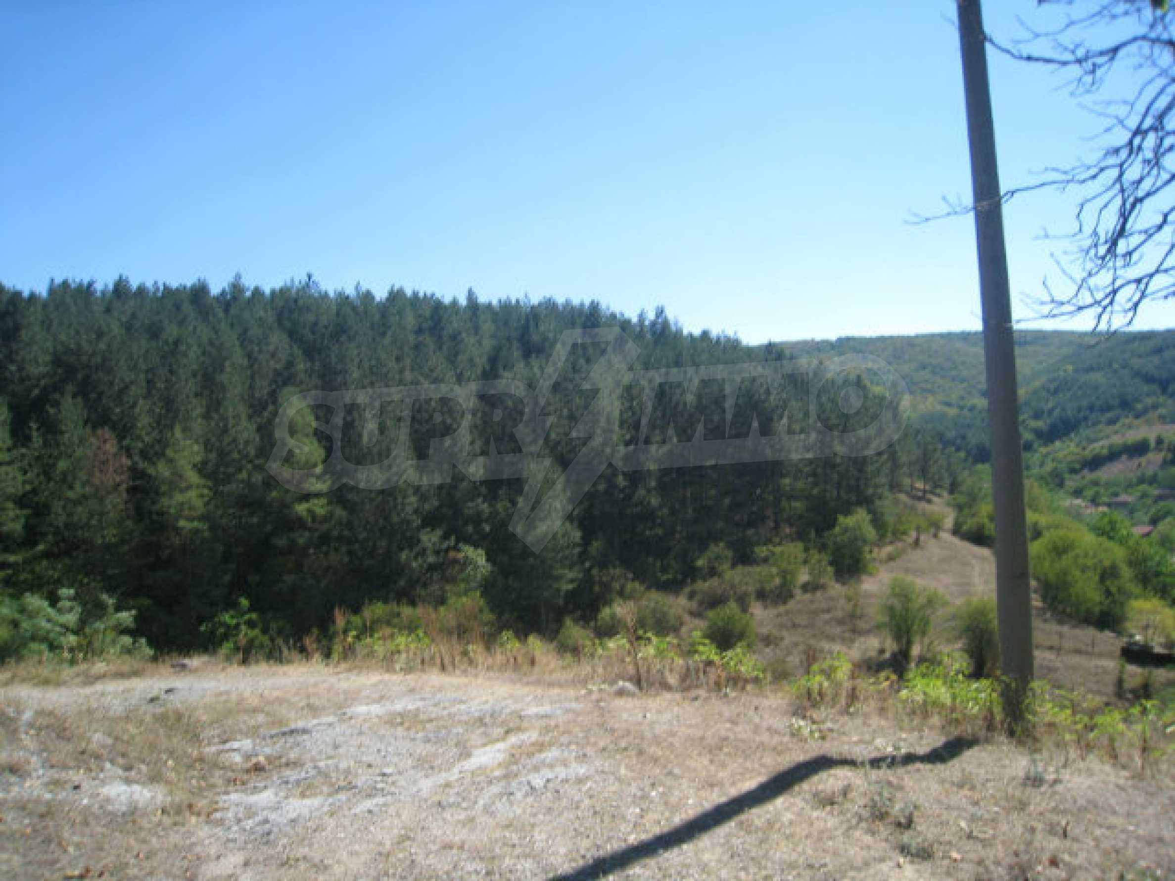 Geregeltes Baugrundstück in einem Dorf in der Nähe von Elin Pelin 26