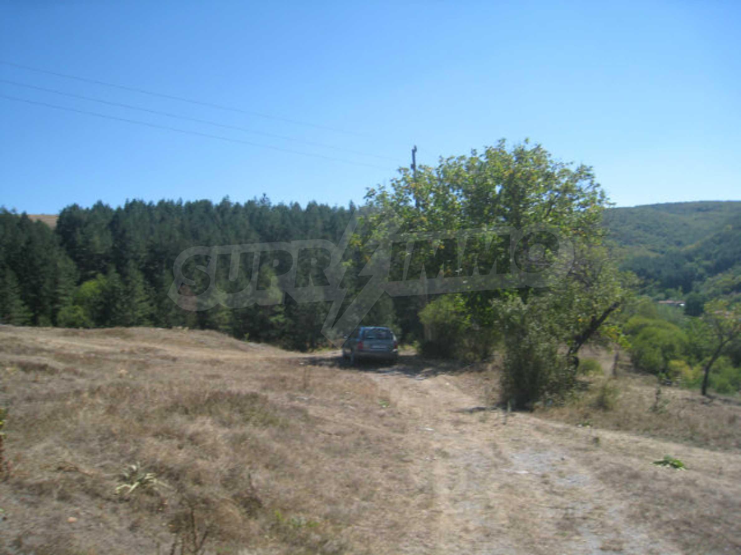 Geregeltes Baugrundstück in einem Dorf in der Nähe von Elin Pelin 27