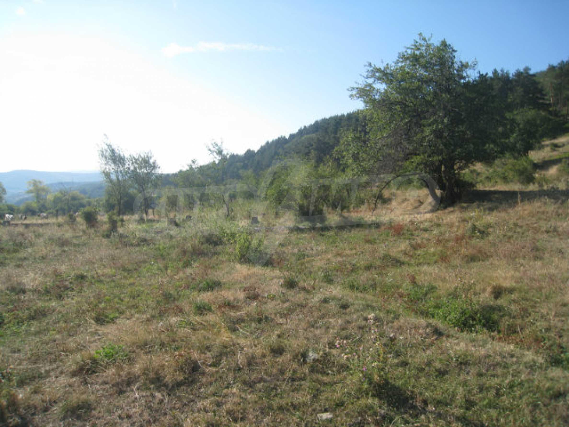 Geregeltes Grundstück in einem ruhigen Dorf in der Nähe der Balkanstraße 26