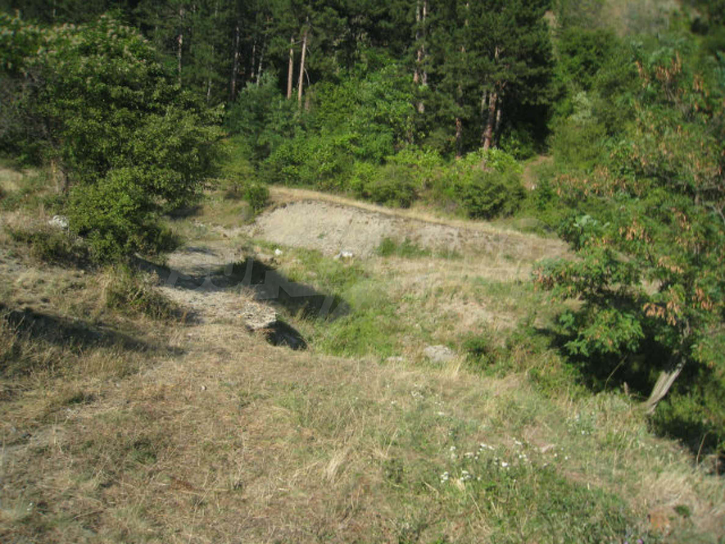 Geregeltes Grundstück in einem ruhigen Dorf in der Nähe der Balkanstraße 31