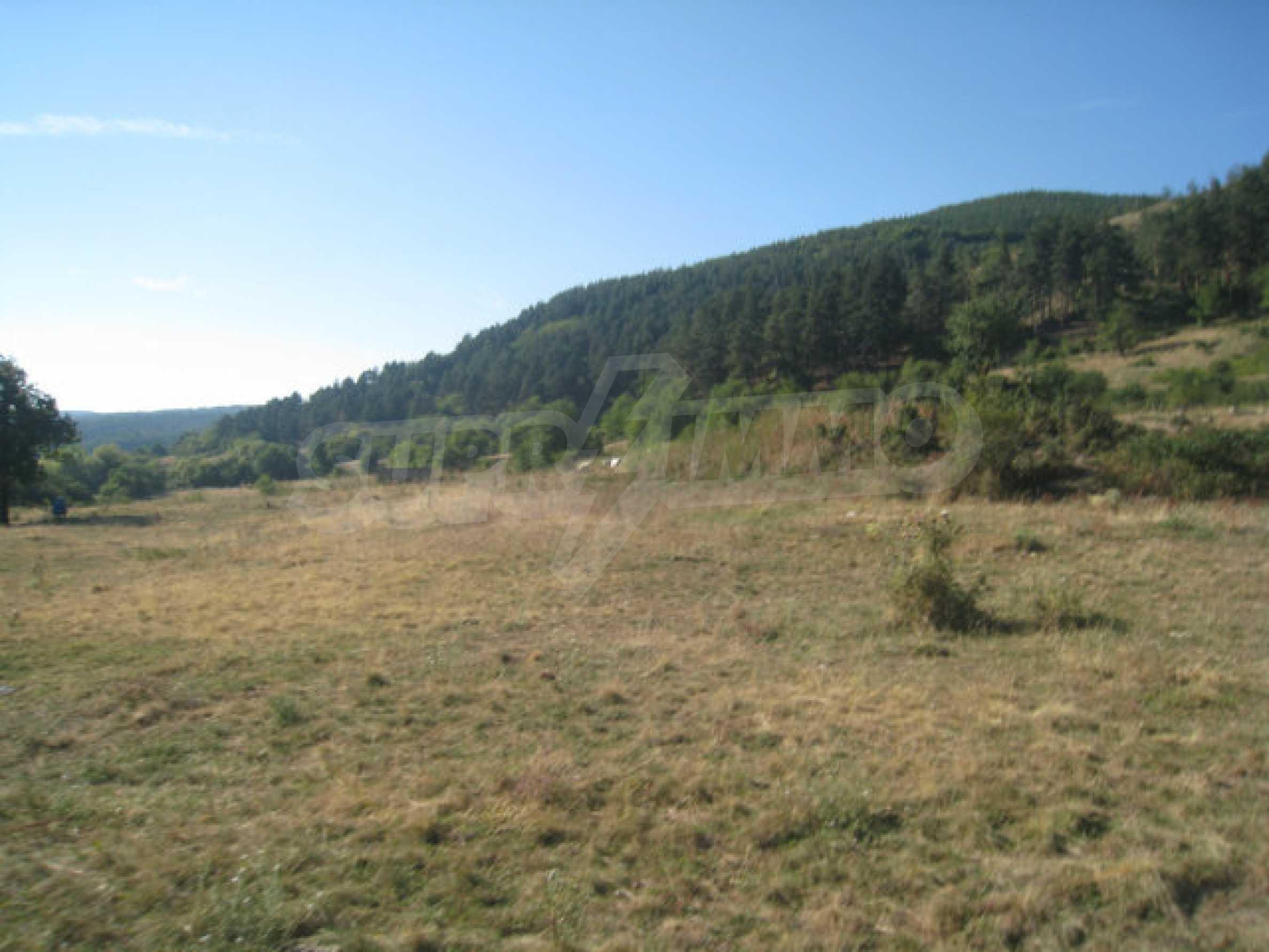 Geregeltes Grundstück in einem ruhigen Dorf in der Nähe der Balkanstraße 5