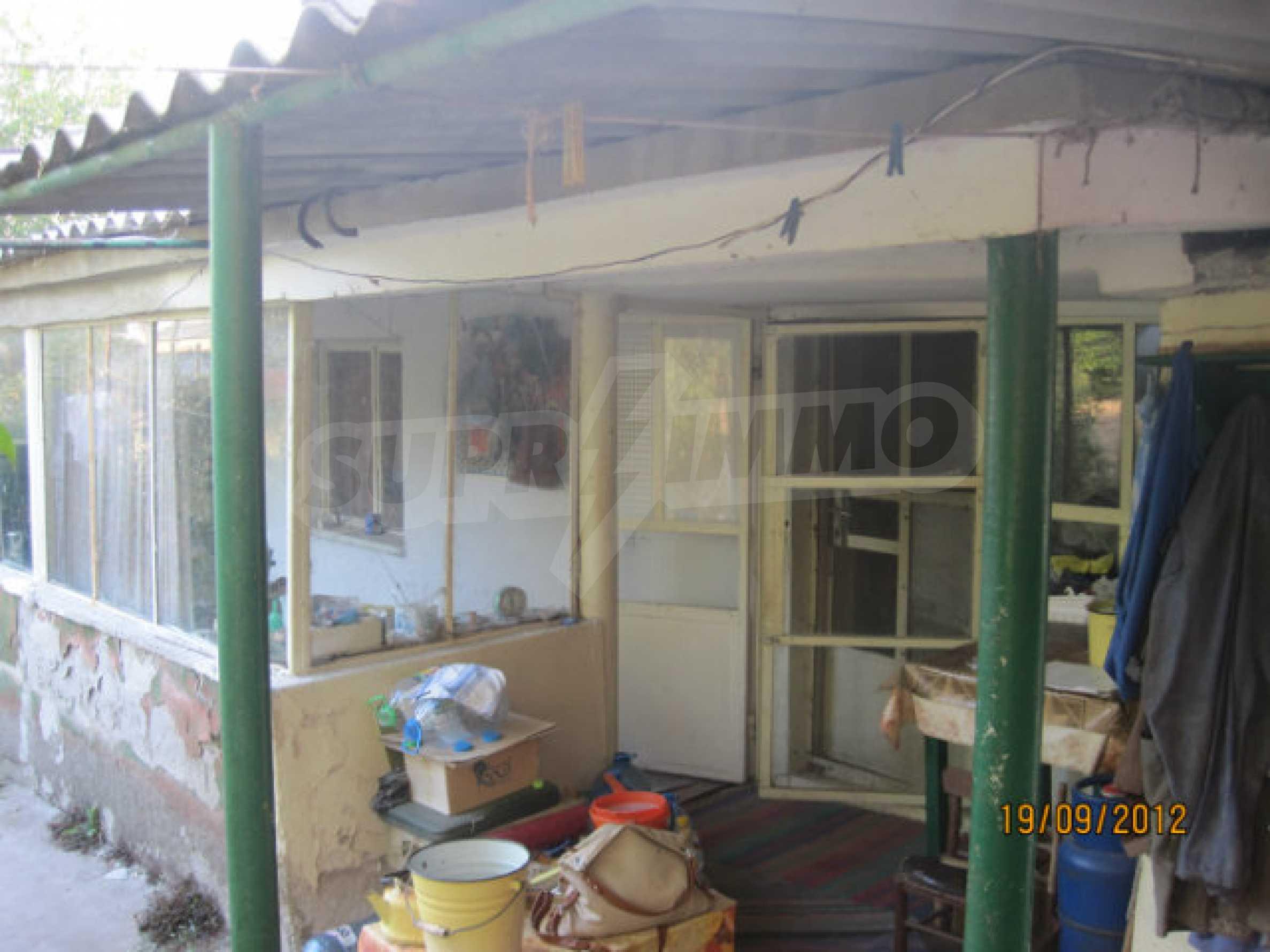 Einfamilienhaus mit Hof zum Verkauf in einem ruhigen Dorf in der Nähe von Dimitrovgrad 2