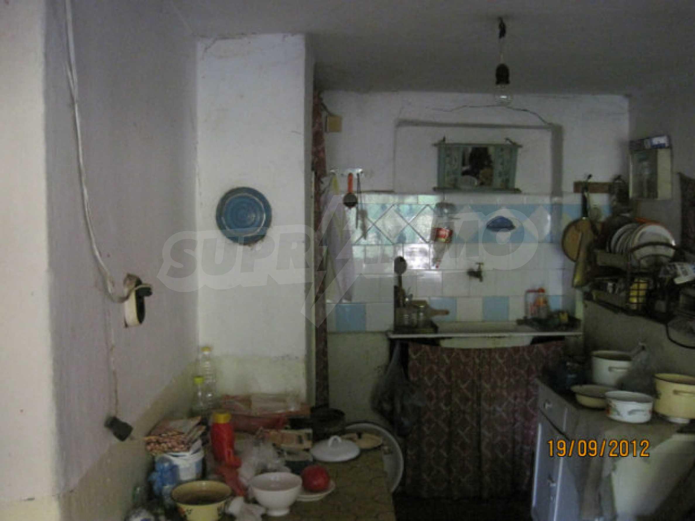 Einfamilienhaus mit Hof zum Verkauf in einem ruhigen Dorf in der Nähe von Dimitrovgrad 3