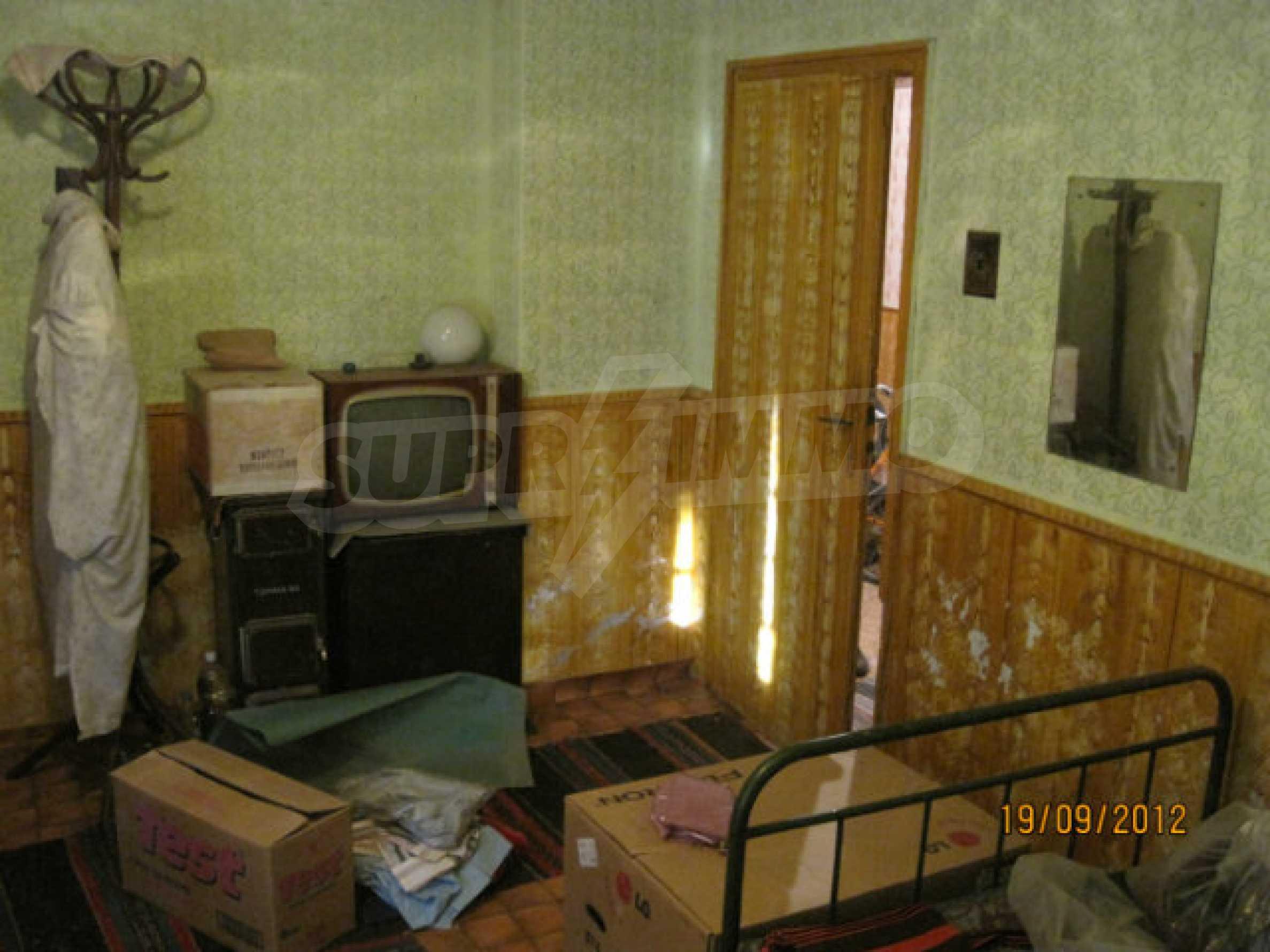 Einfamilienhaus mit Hof zum Verkauf in einem ruhigen Dorf in der Nähe von Dimitrovgrad 4