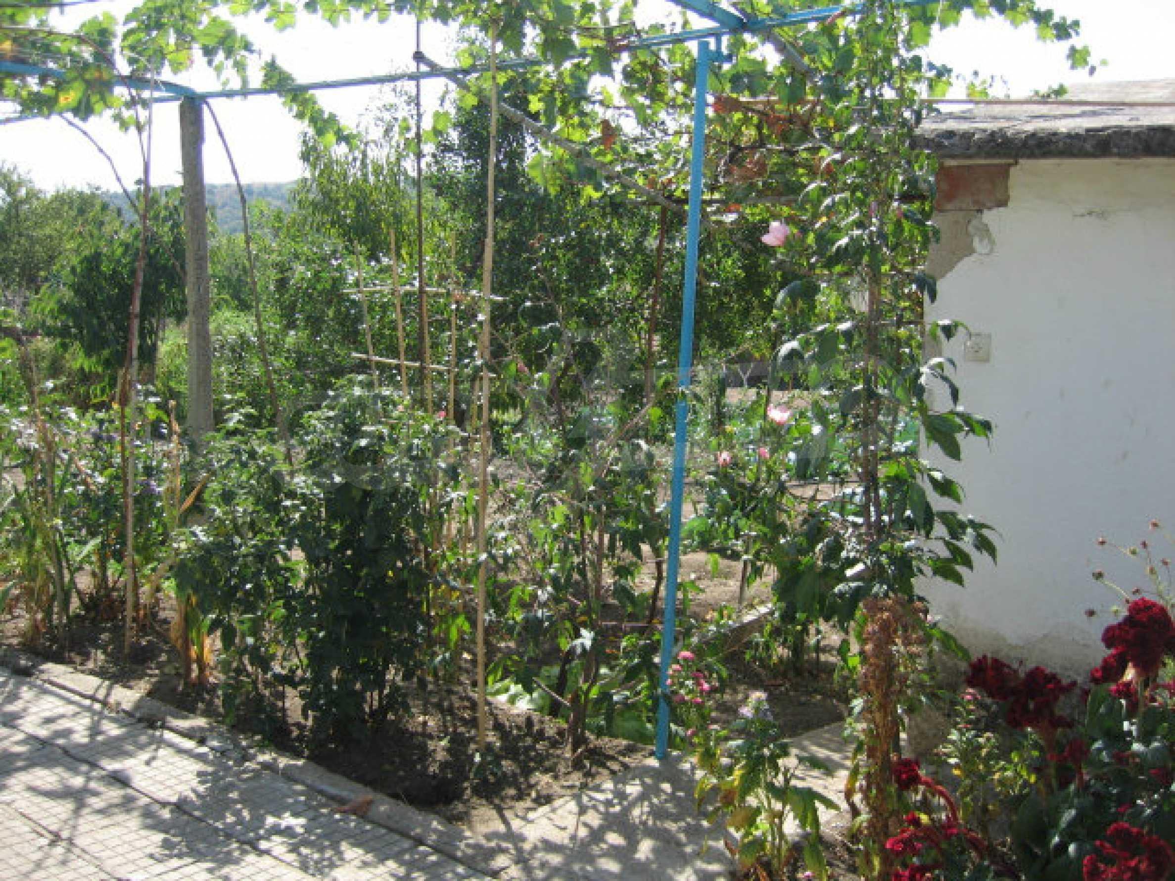 Großes und solides Haus mit einem Garten in einer schönen ländlichen Gegend in der Nähe von Topolovgrad und Elhovo 25